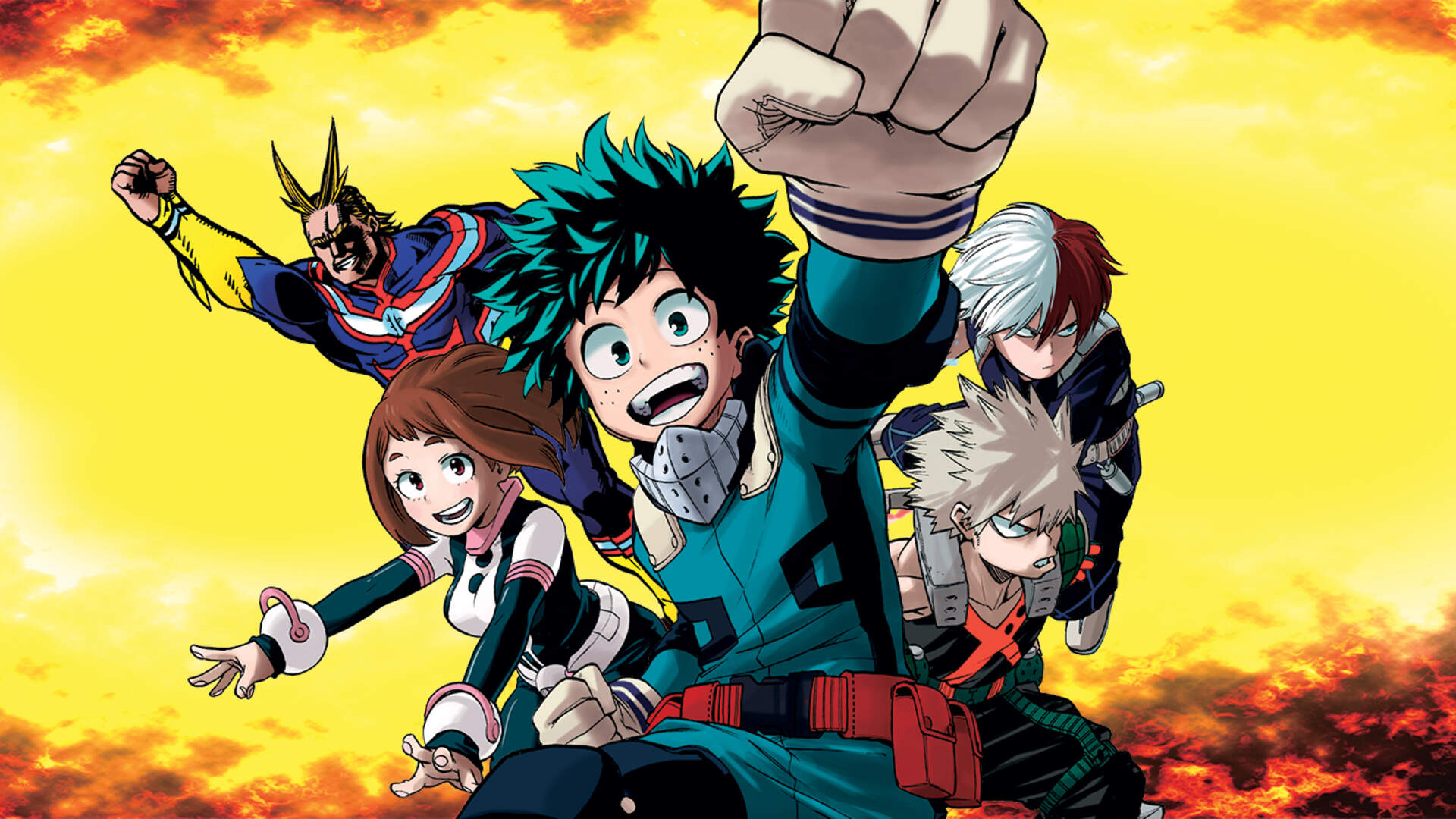 My Hero Academia: One Justice Revealed for PS4 and Nintendo Switch