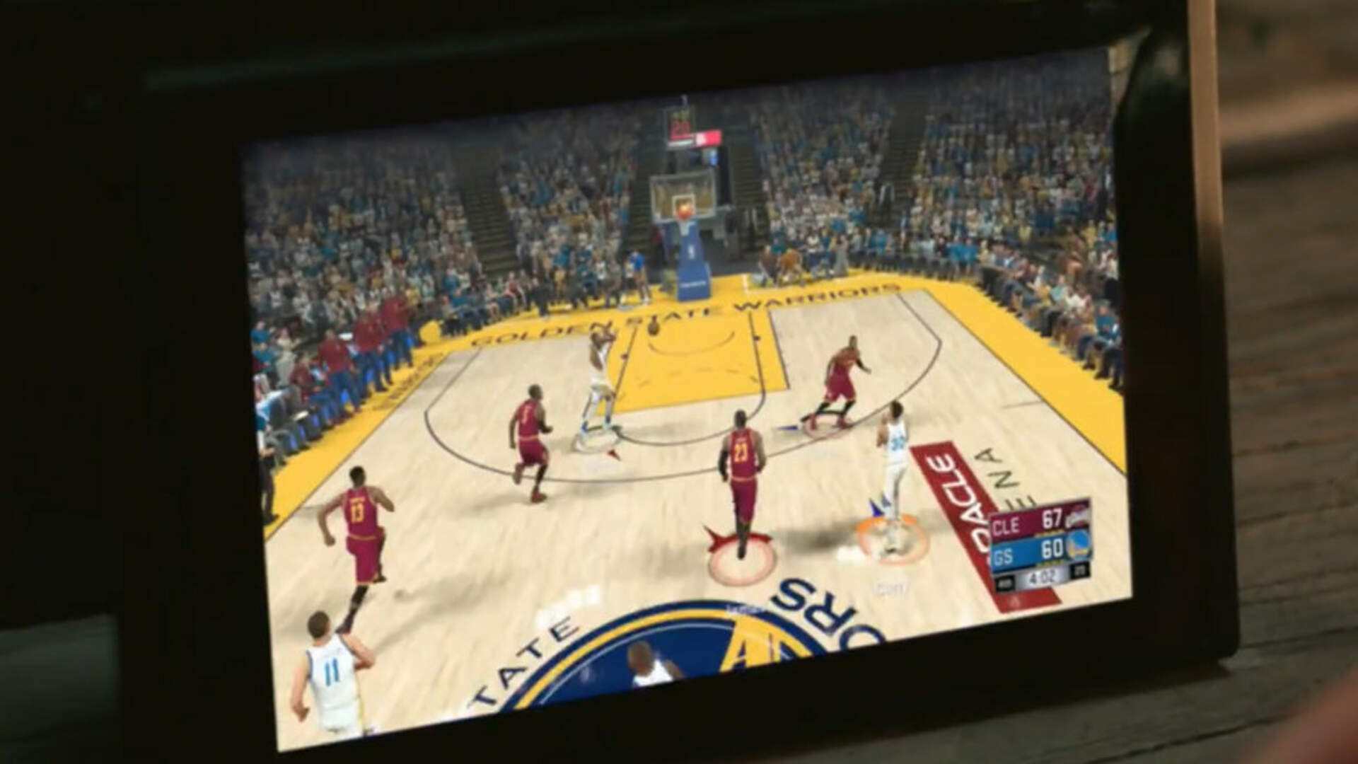 Lower Framerate on NBA 2K18 Switch Port Sparks Debate Among Fans