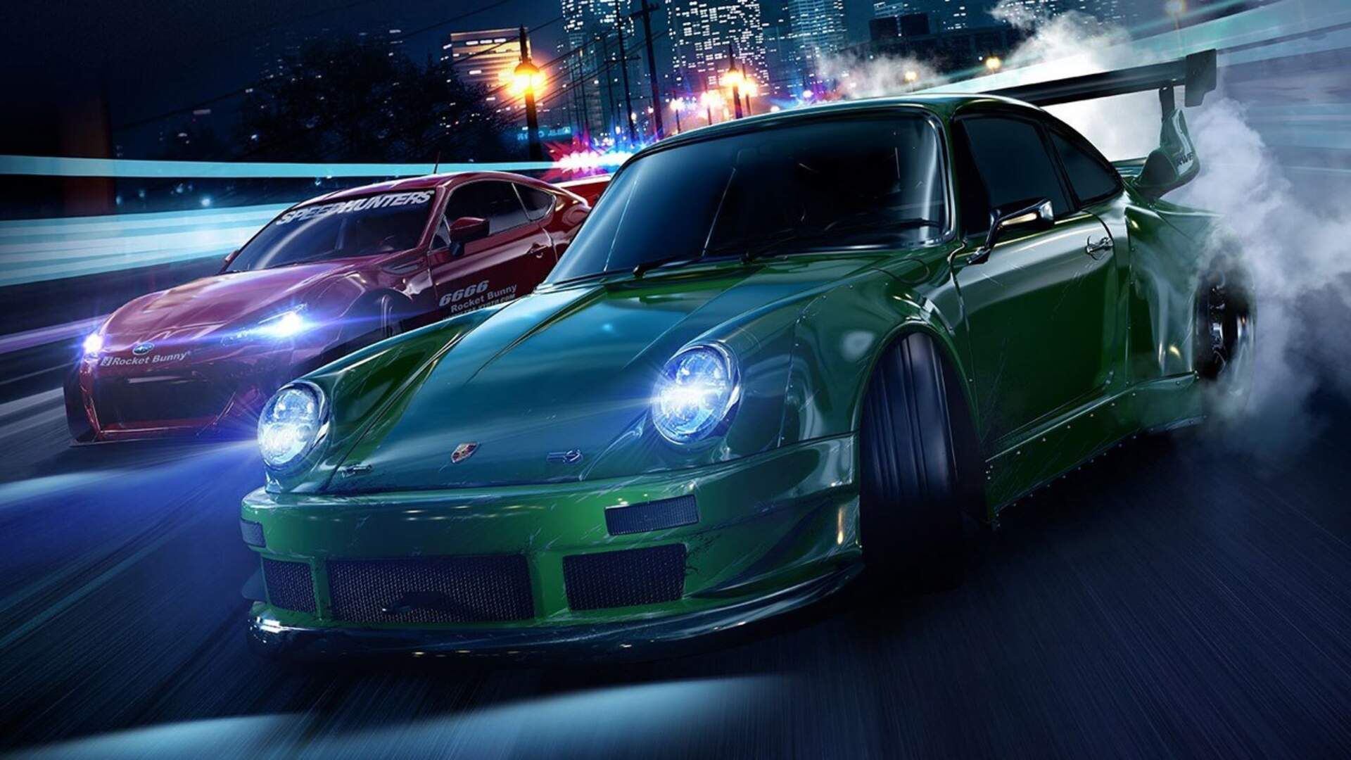 A New Need For Speed is Coming This Year, But Skipping E3