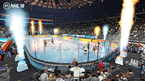 NHL 18 Hands-on Impressions: Will NHL's New Mode Be EA's