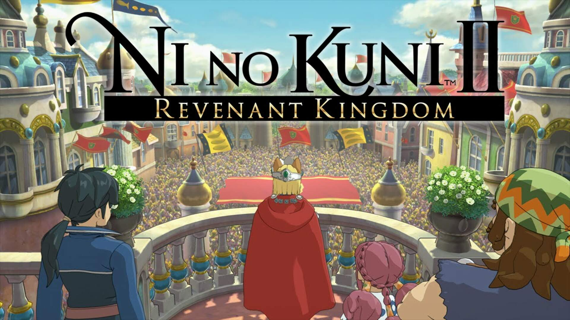Ni No Kuni 2 Revenant Kingdom Will Be Out Later This Year Usgamer