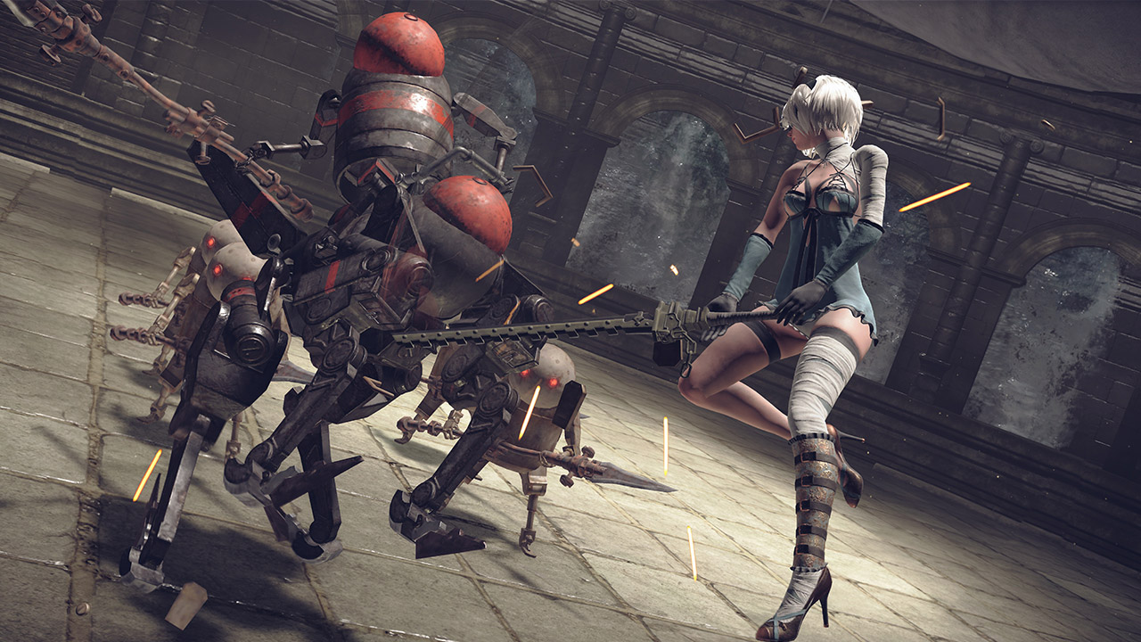 Nier: Automatas DLC is Out Now, but Youll Never Play It