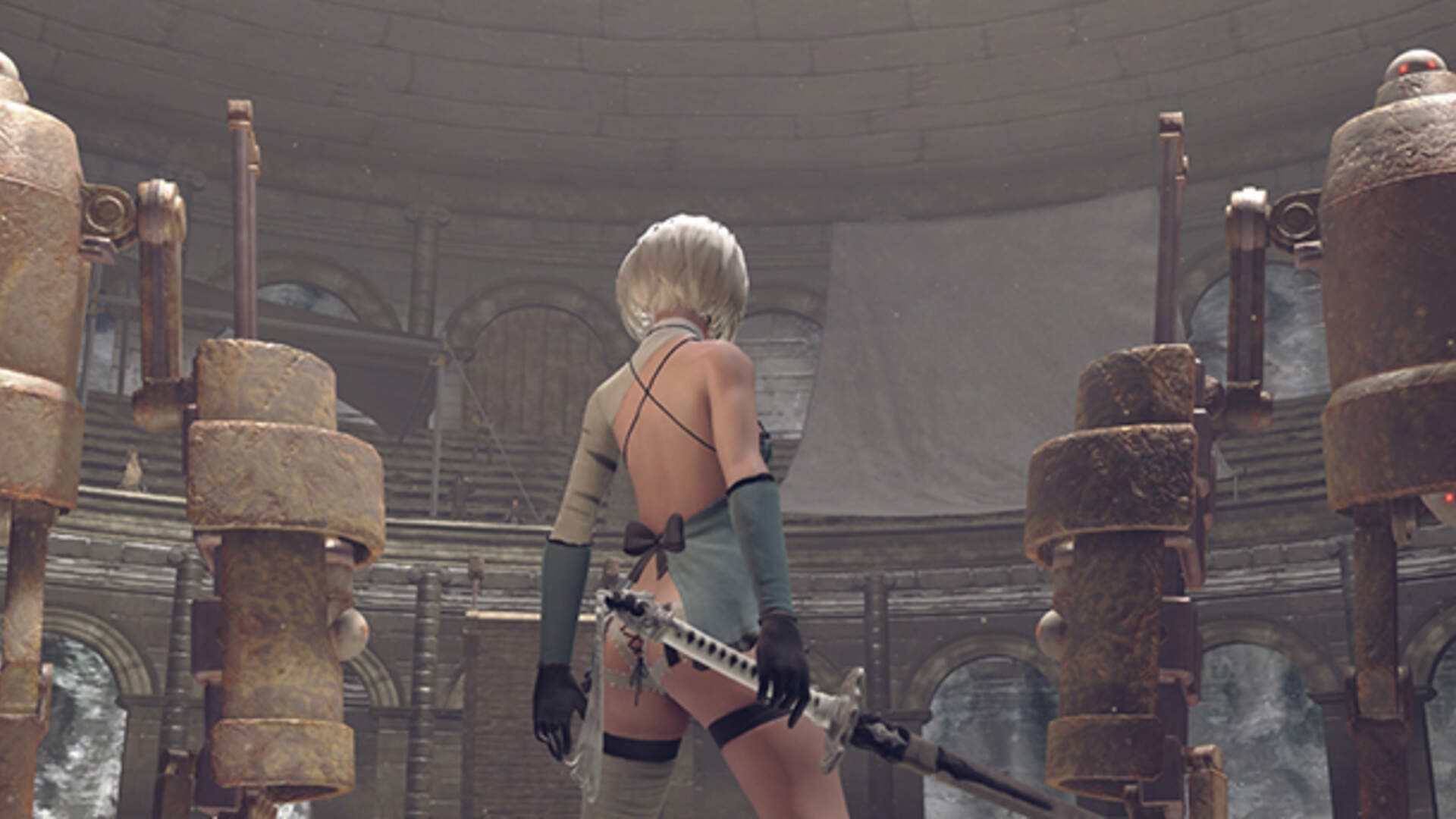 Nier: Automata's DLC is Out Now, but You'll Never Play It