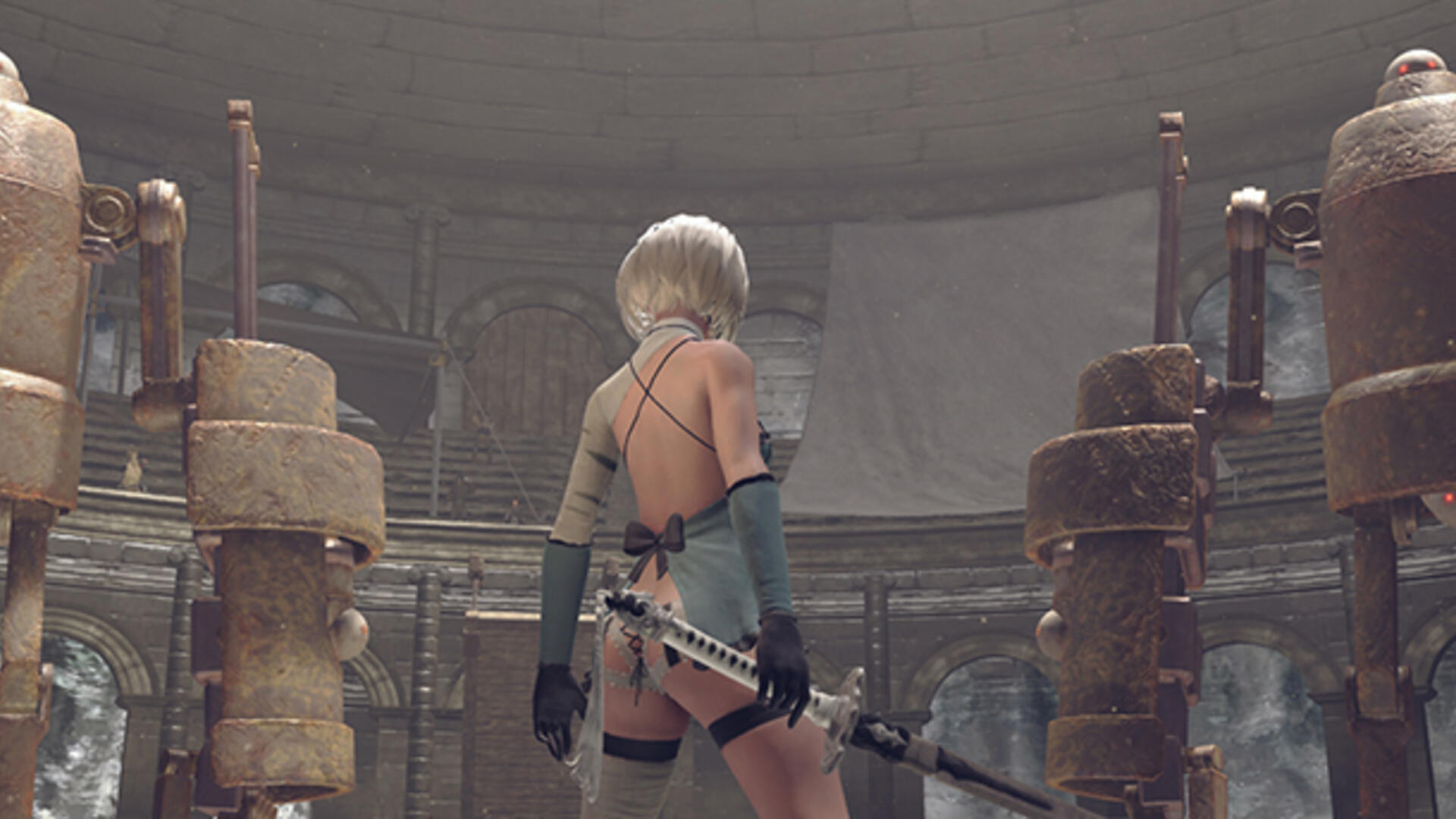Nier: Automata's DLC is Out Now, but You'll Never Play It | USgamer