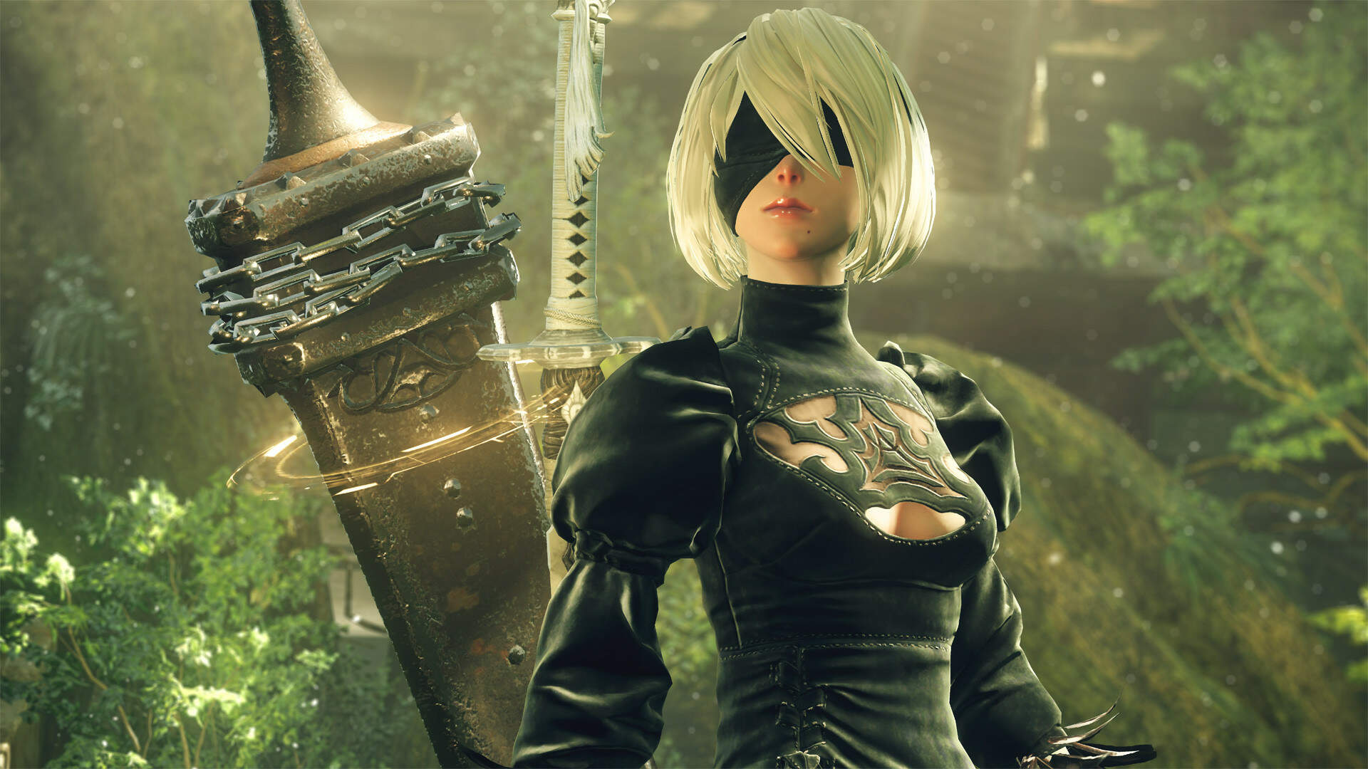 """Nier Series Has a """"Decent Amount of New Info"""" To Reveal at Tokyo Game Show This Month"""