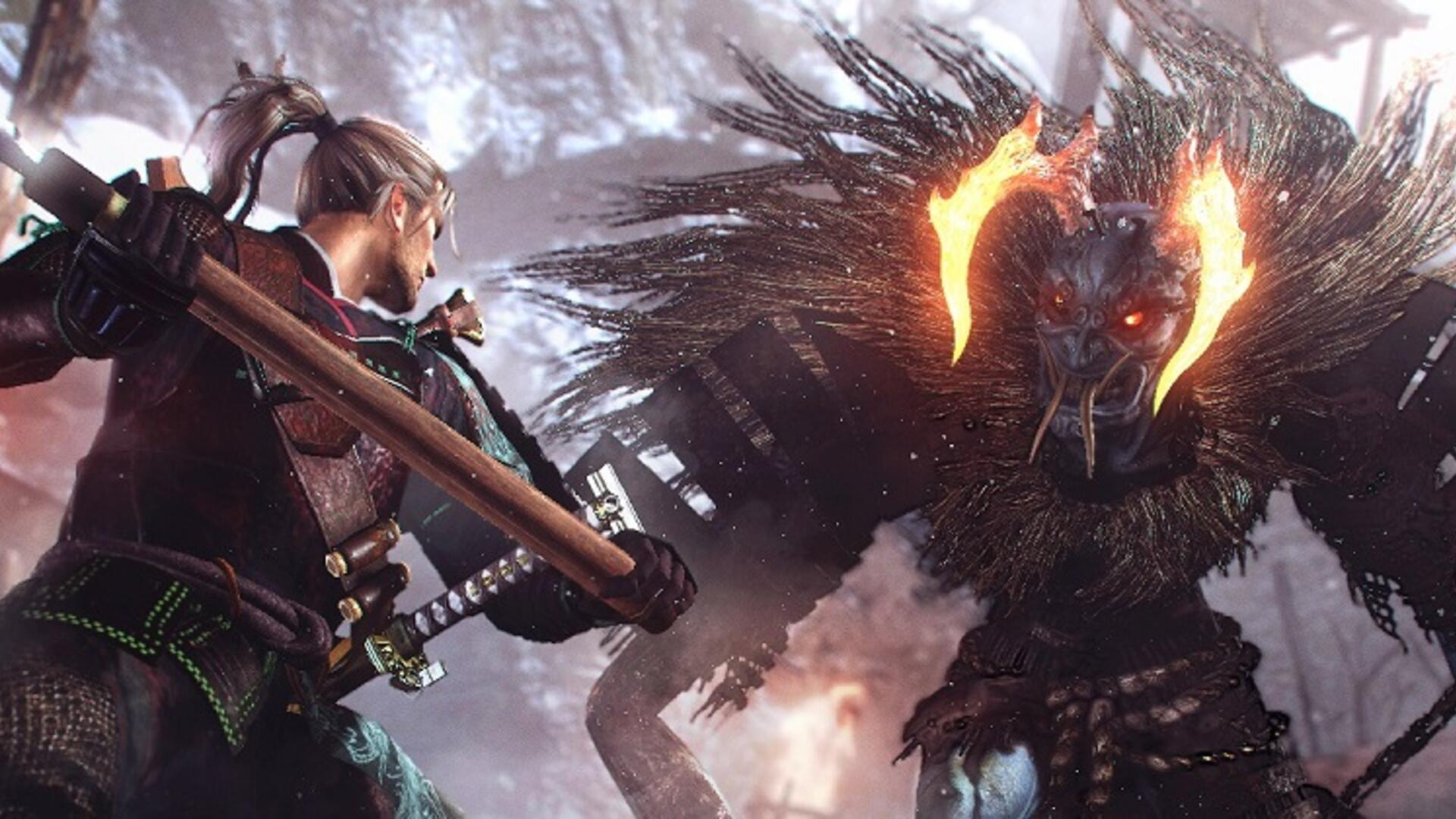 Nioh DLC Dragon of the North is Less New Places and More Swords to Faces