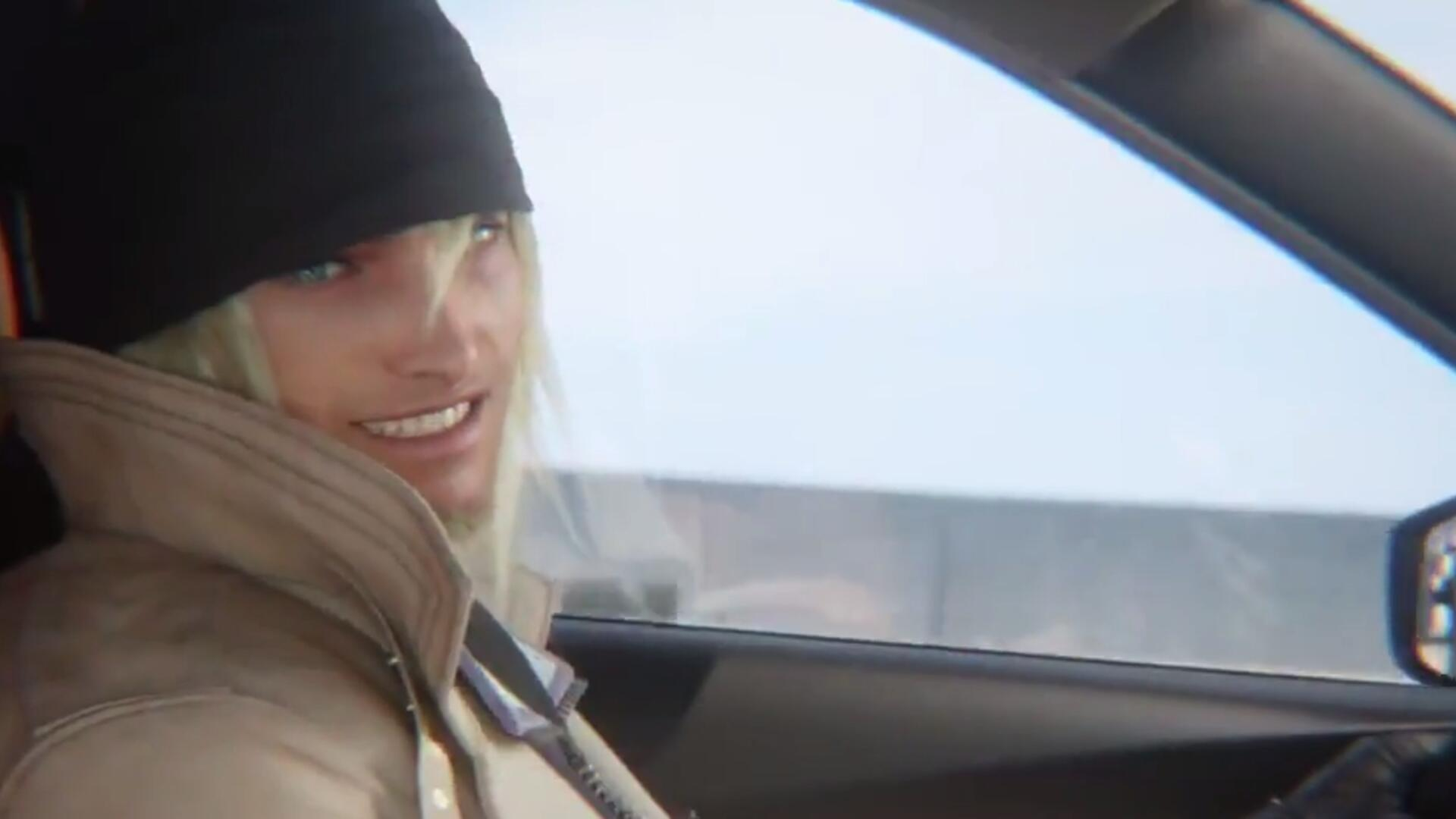 A New Nissan Ad Wants You to Replace People You Love With Final Fantasy XIII Characters