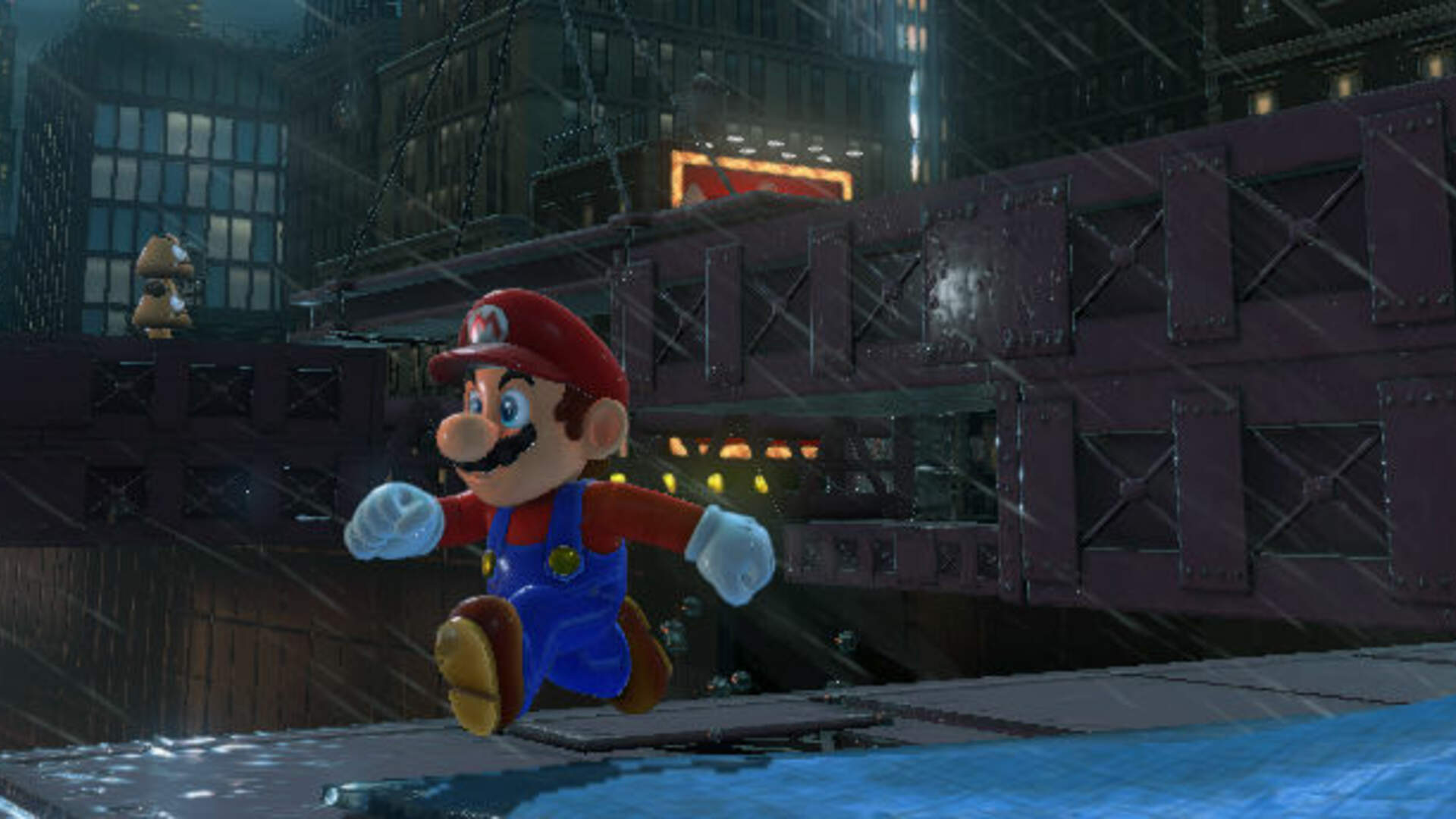"""There are no children in New Donk City:"" A Super Mario Odyssey Horror Story"