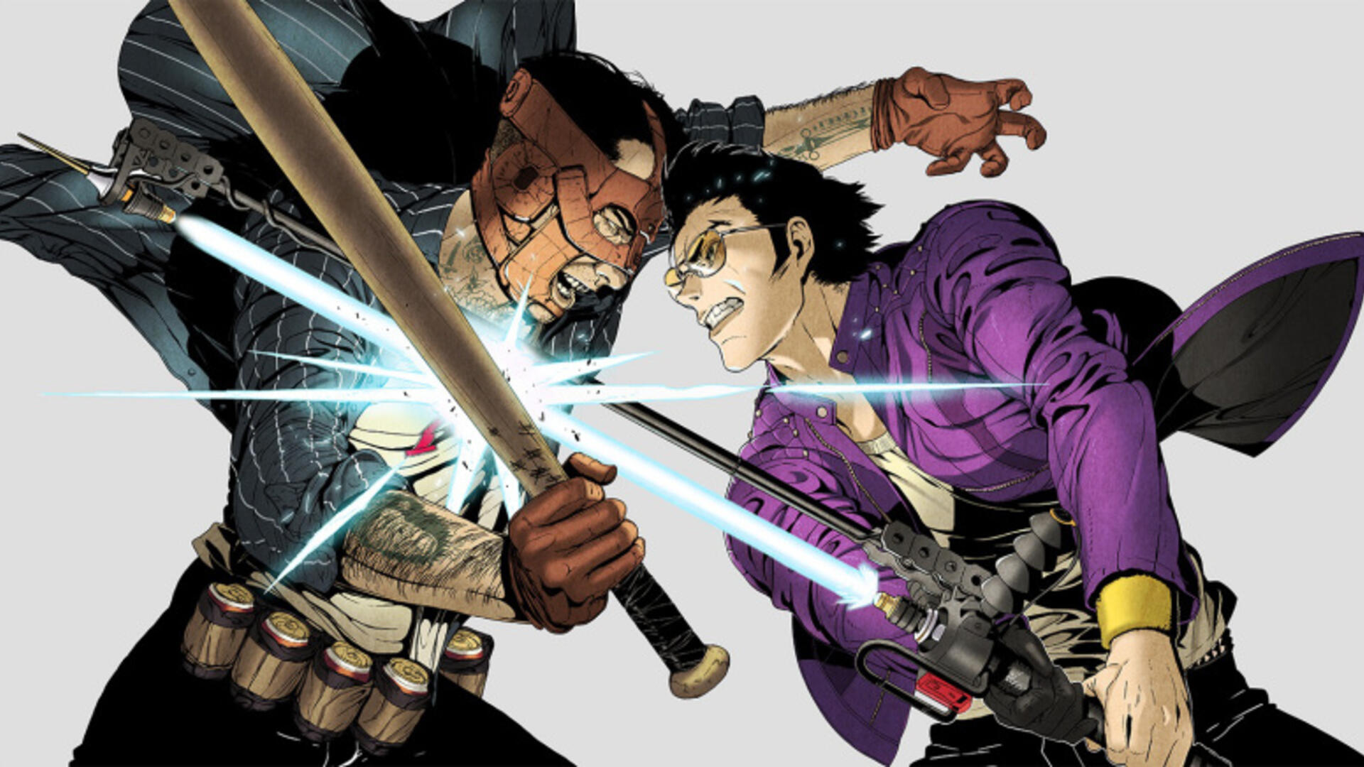 Suda and Swery Host Strange Reveal Event for New Horror Game Collaboration