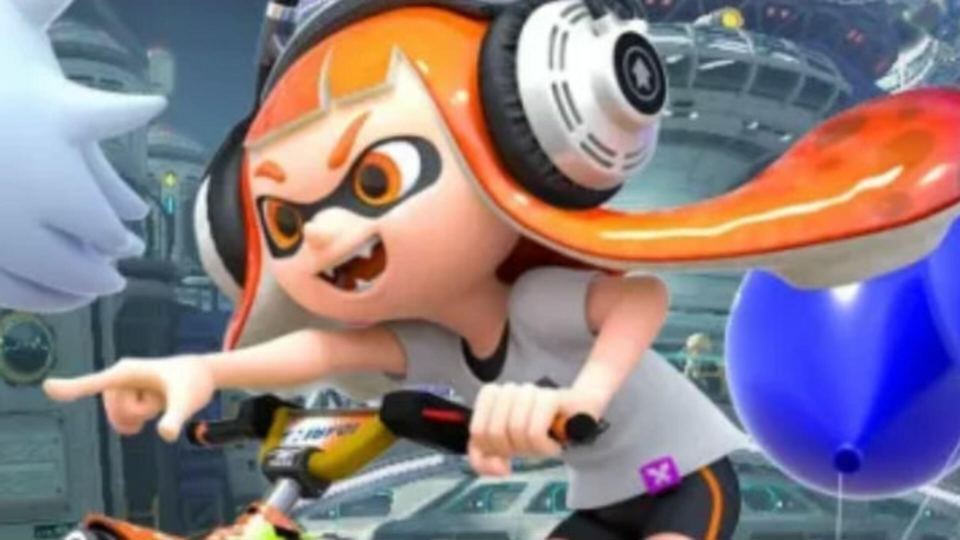 "Inkling Girl No Longer Gestures ""Up Yours"" in Mario Kart 8 Deluxe"