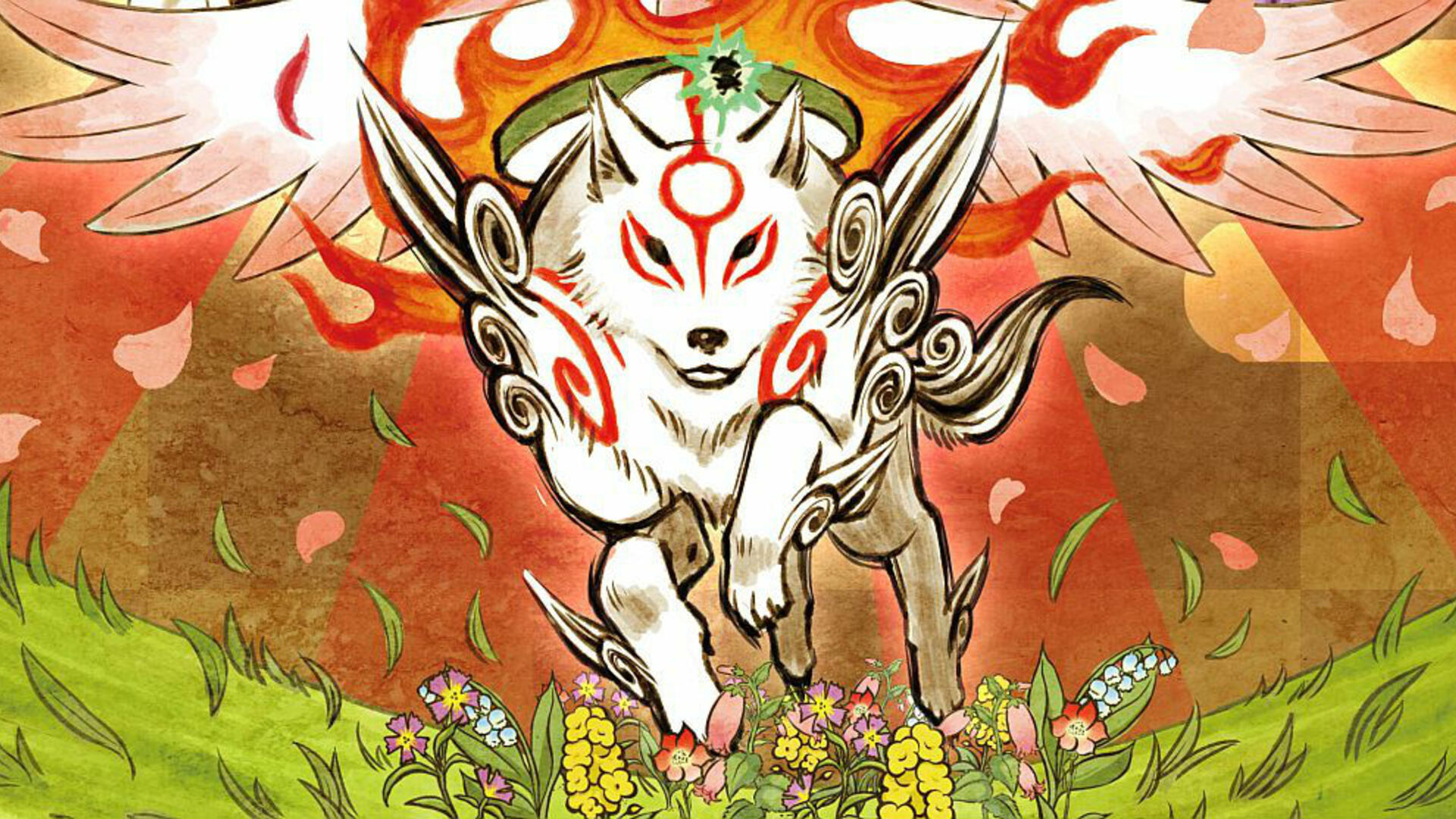 Okami Sequel Teased By Noted Twitter Troll Hideki Kamiya