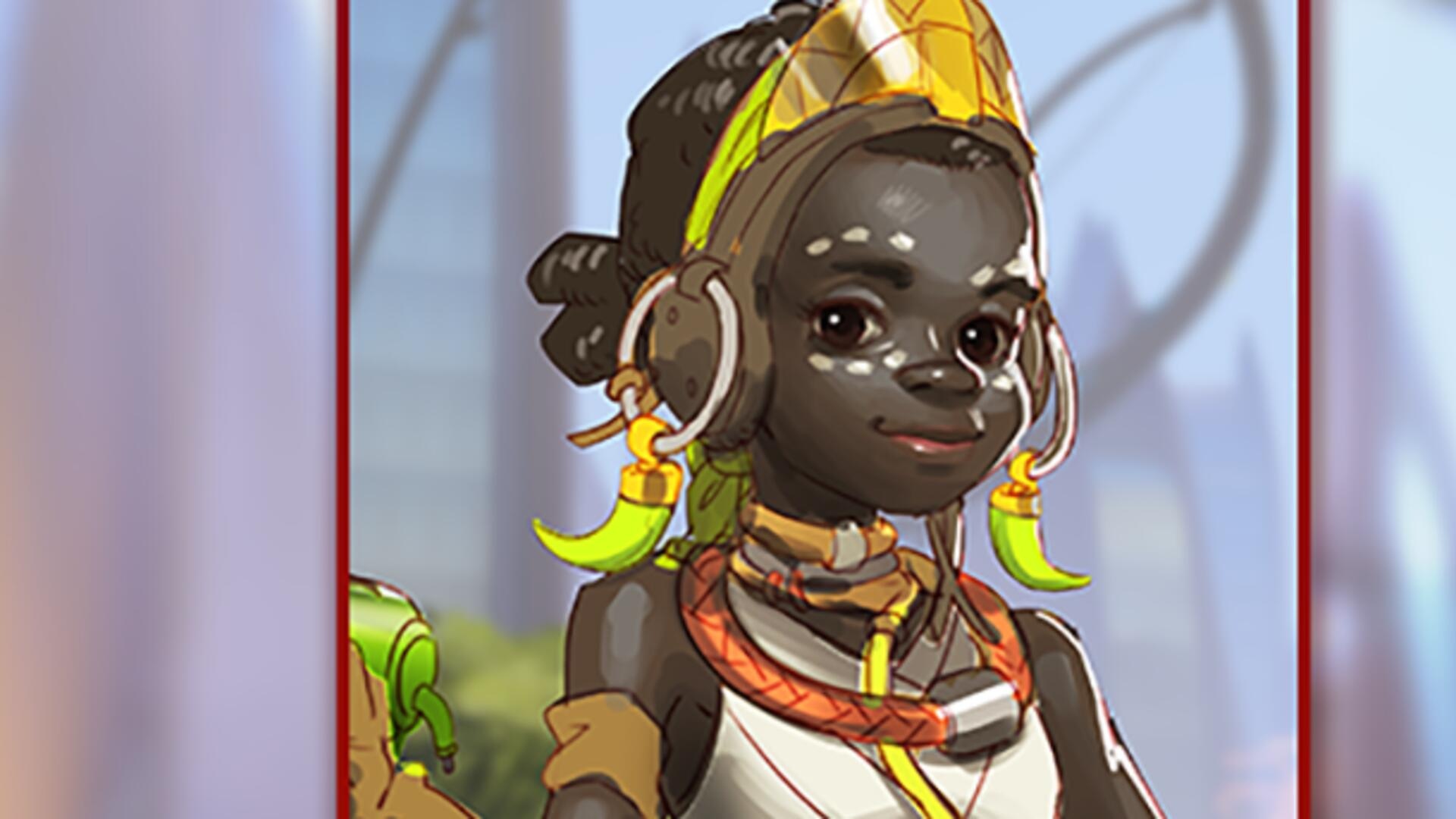 Did Blizzard Just Tease The Next Overwatch Hero?