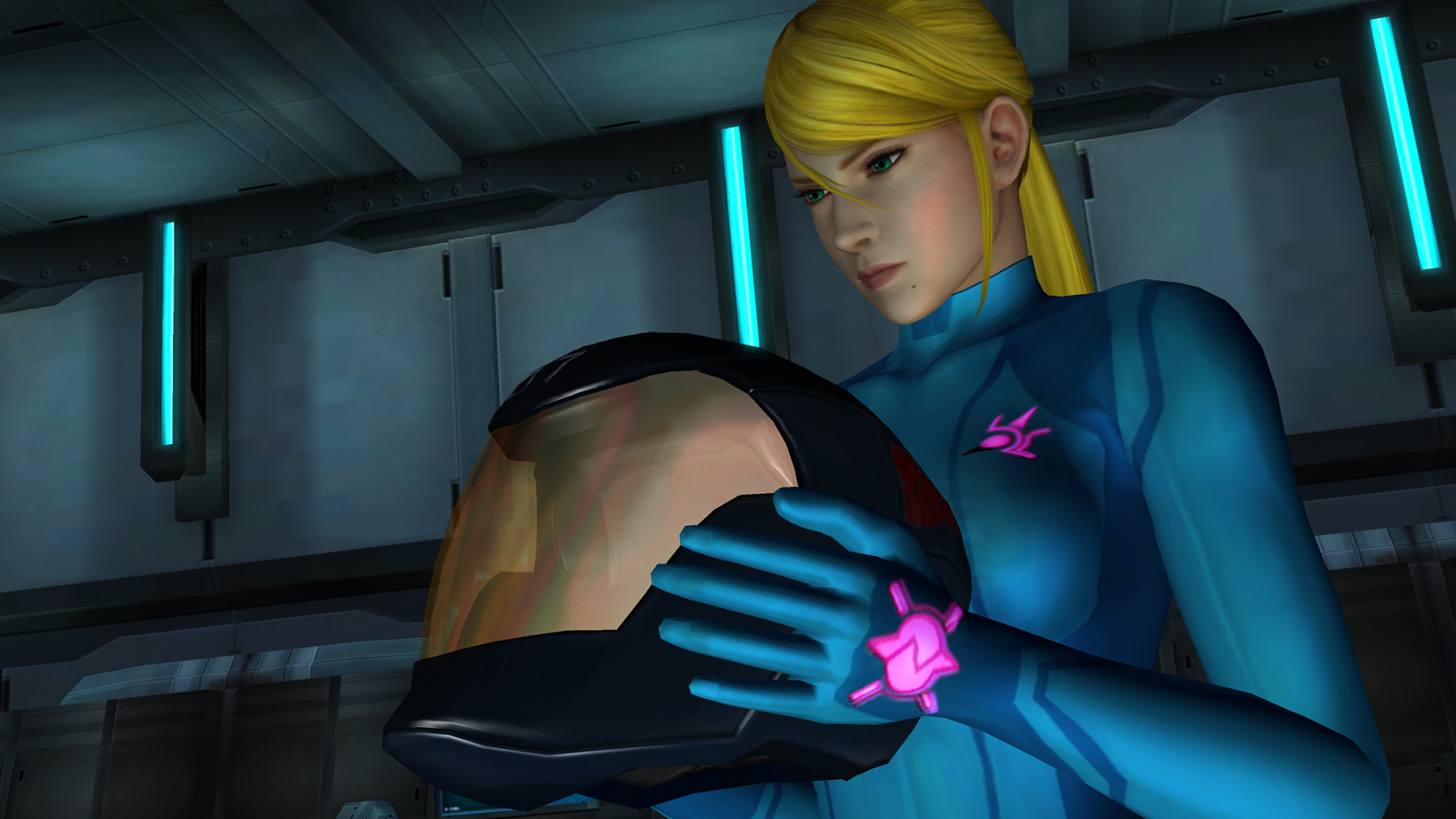 Metroid Game By Game Reviews Metroid Other M Usgamer