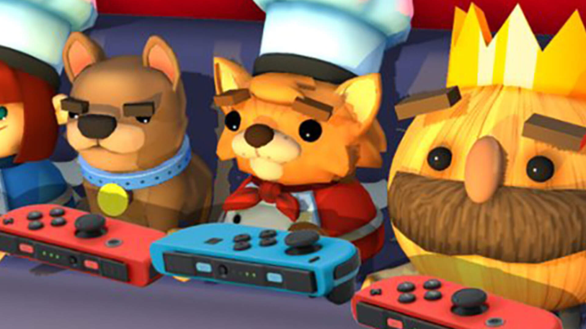 Prep Your Kitchen: Overcooked Is Releasing on the Switch This Week
