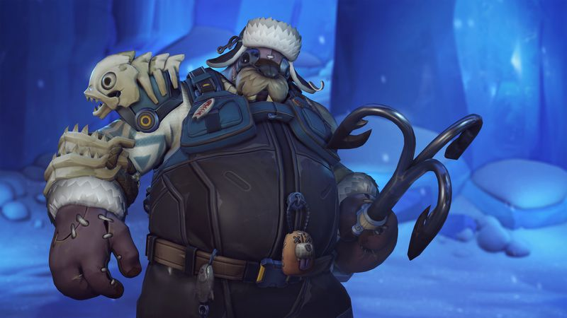 Overwatch Winter Wonderland - Launch Times, New Legendary