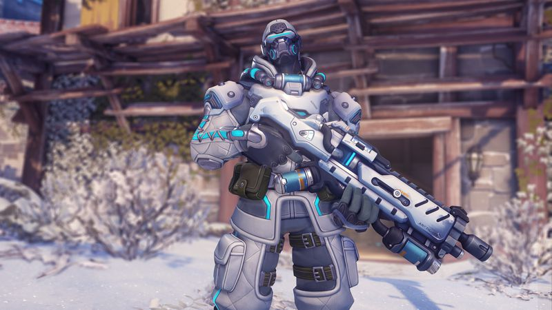 we should also note that as with the halloween terror event in october skins that debuted during last years overwatch winter wonderland event will be