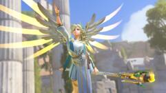 Overwatch Update Delivers 4K Support to Xbox One X, Nerfs to Mercy and Junkrat