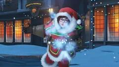 Overwatch Winter Wonderland Event Live Now, New Skins, Emotes, and Yeti Hunt Returns