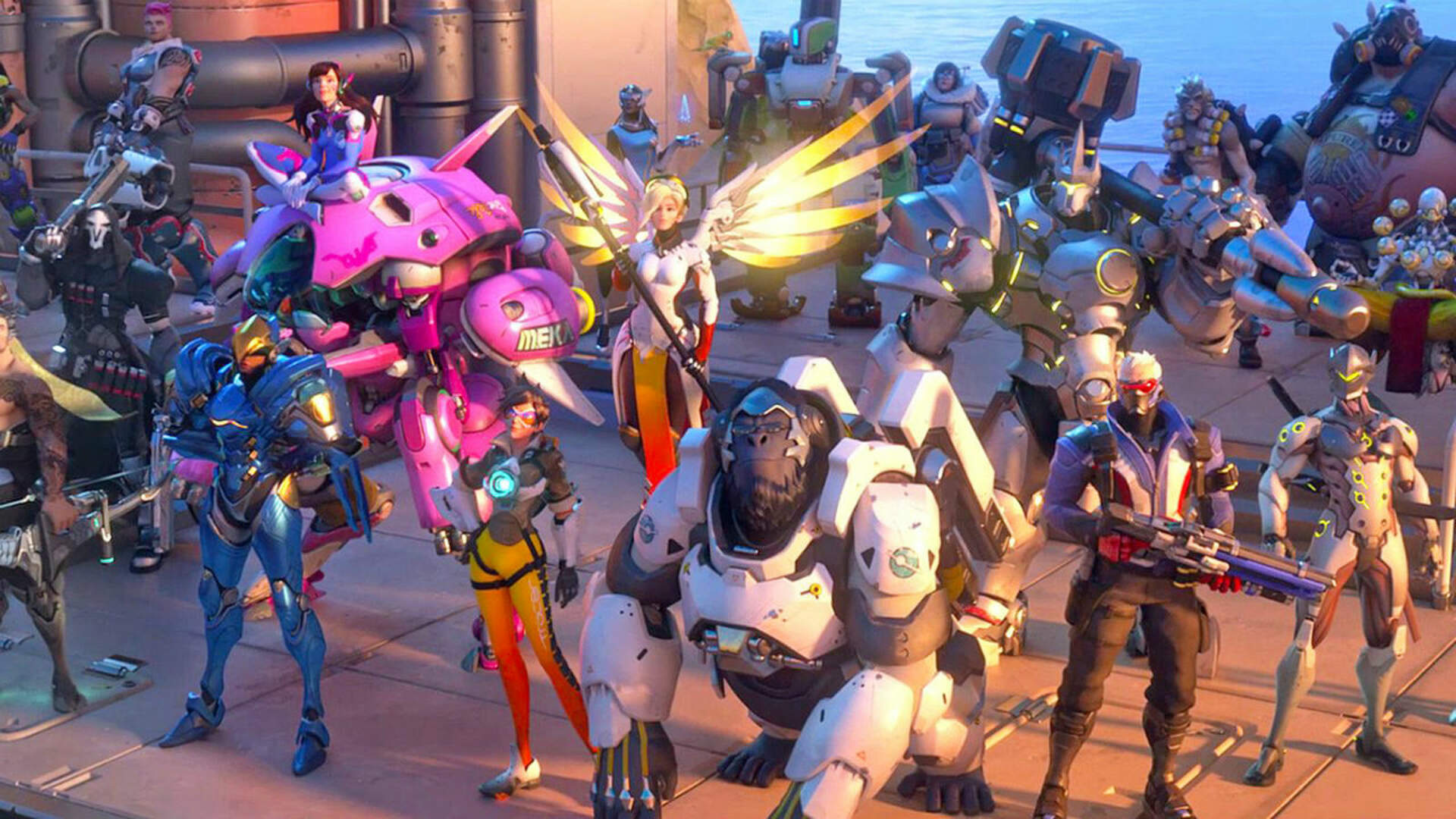 Overwatch's First Experimental Mode is Benching a Tank For More Offense