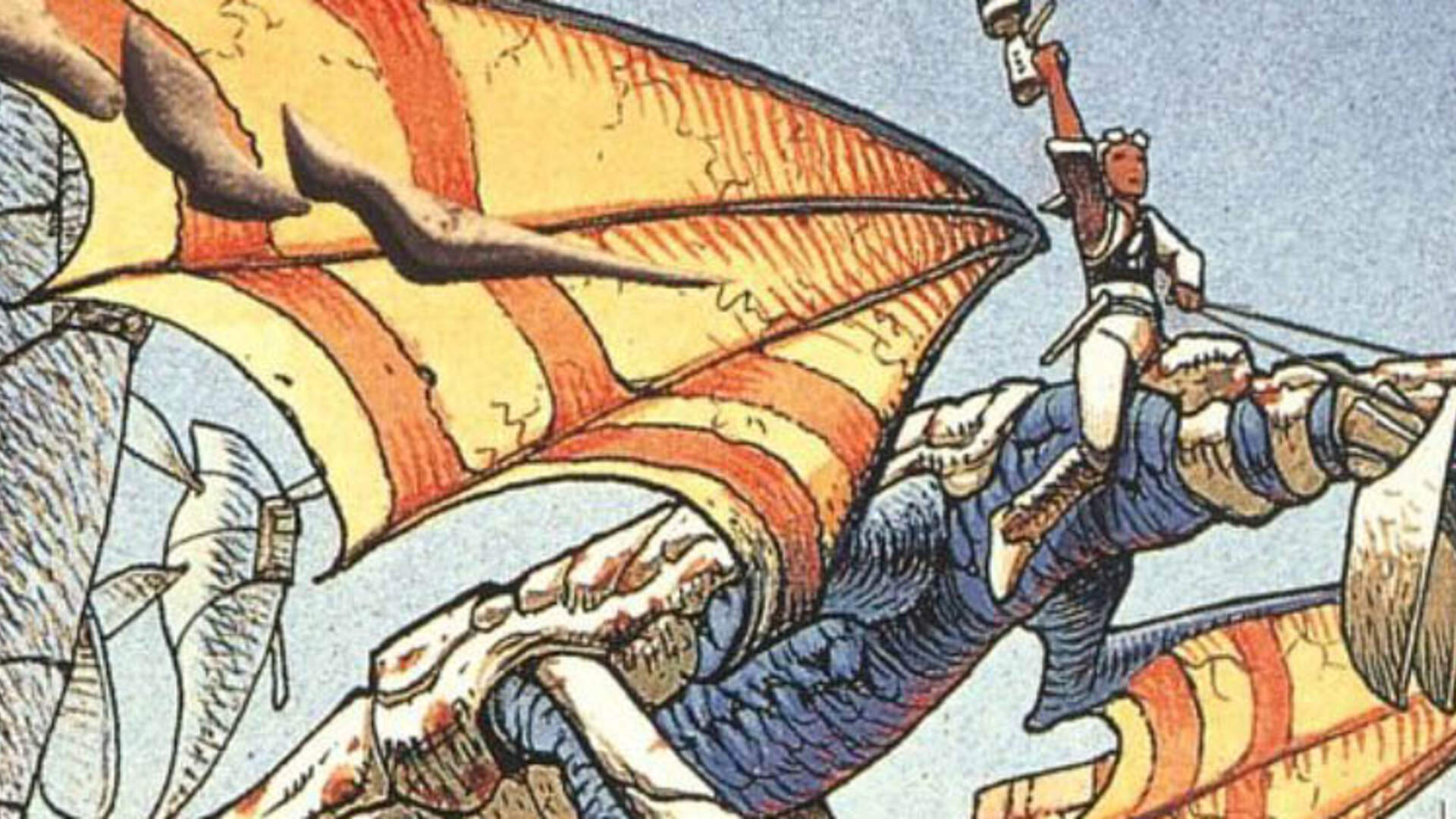 Panzer Dragoon and Panzer Dragoon 2: Zwei Remakes Announced