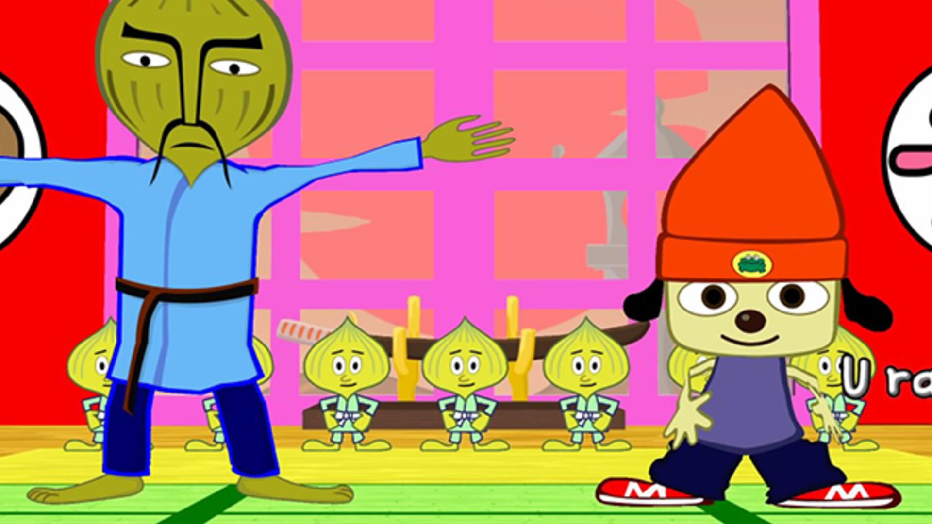 PSP Emulator Found in Parappa the Rapper Remaster, Paving Way for PSP Hacks on PS4