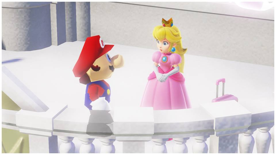 Check Out Princess Peach S Adorable Outfits From Super Mario