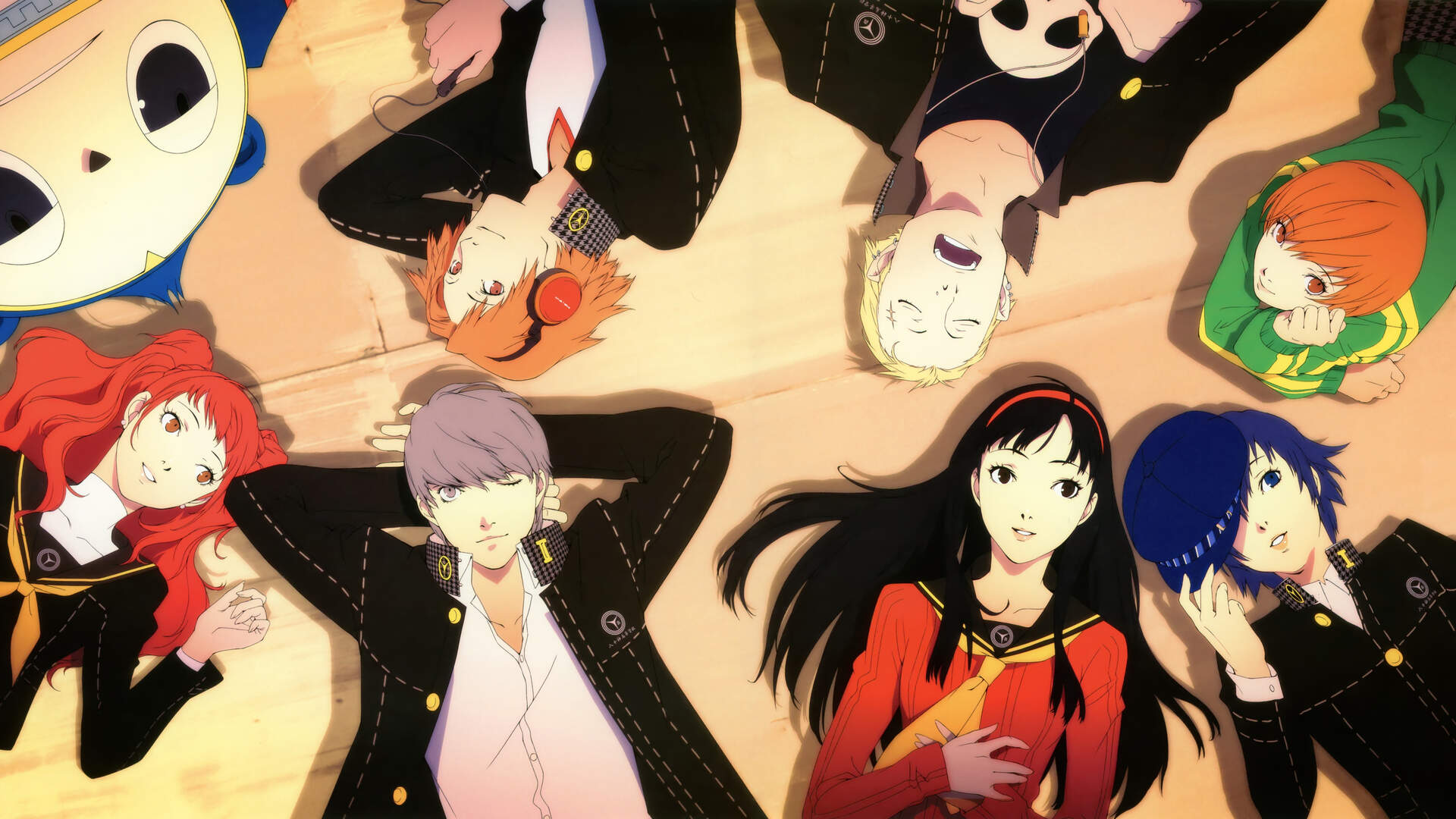 The Top 25 Rpgs Of All Time 9 Persona 4 Usgamer