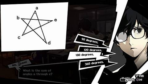 Persona 5 Answers - Test Answers, Exam Answers, Class