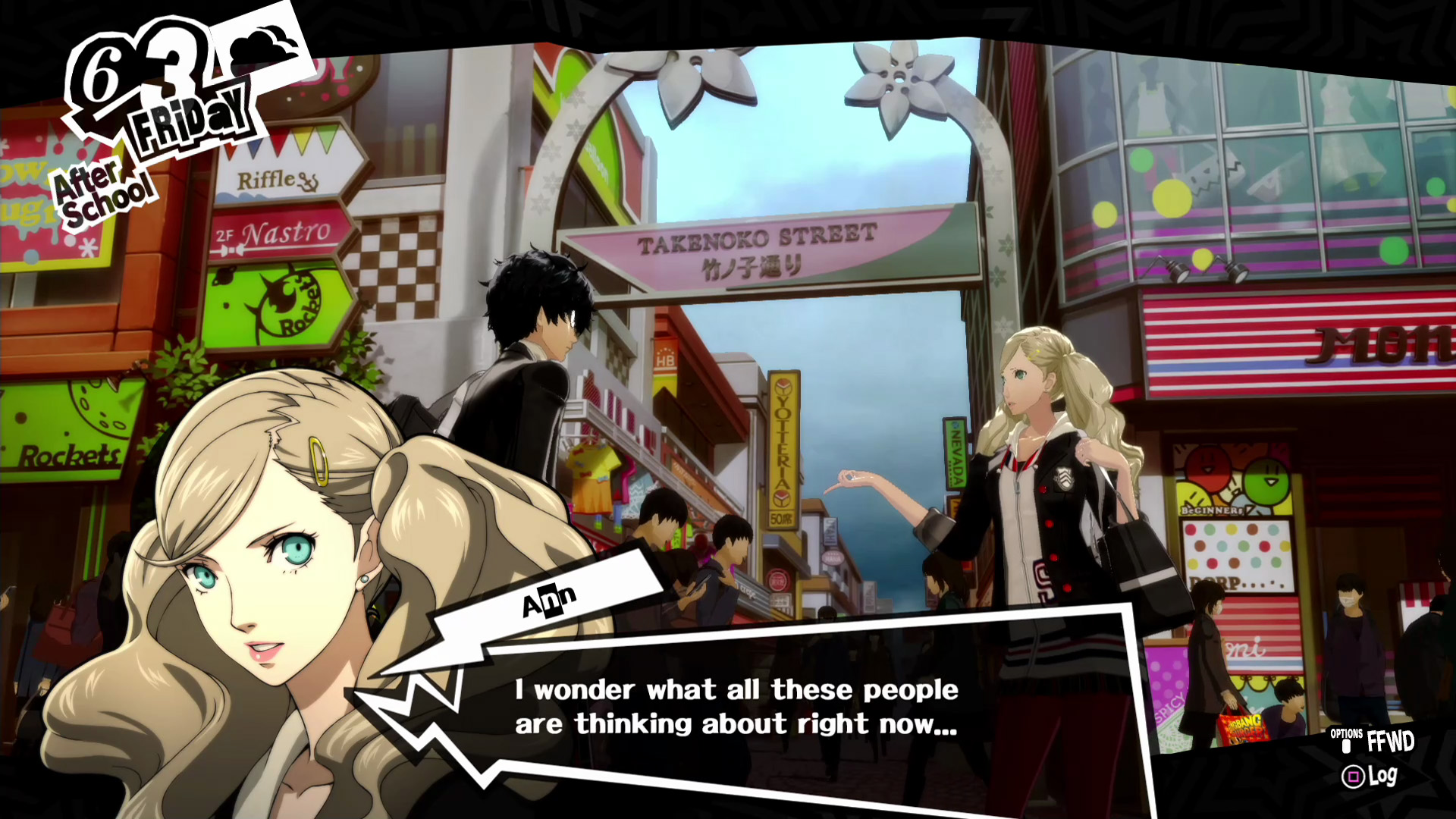 Persona 3 dating multiple girls making 7