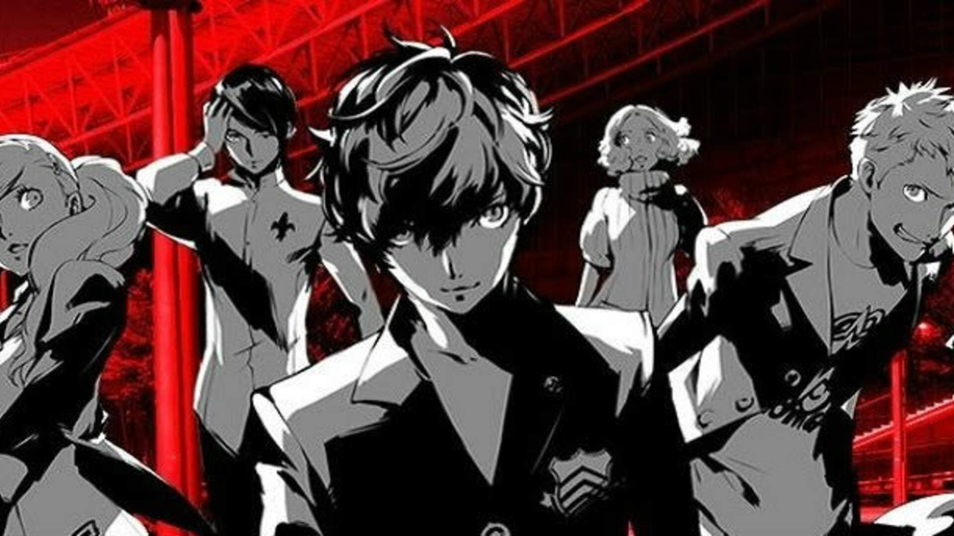 Insert Coin Teasing New Persona 5 Clothing Range