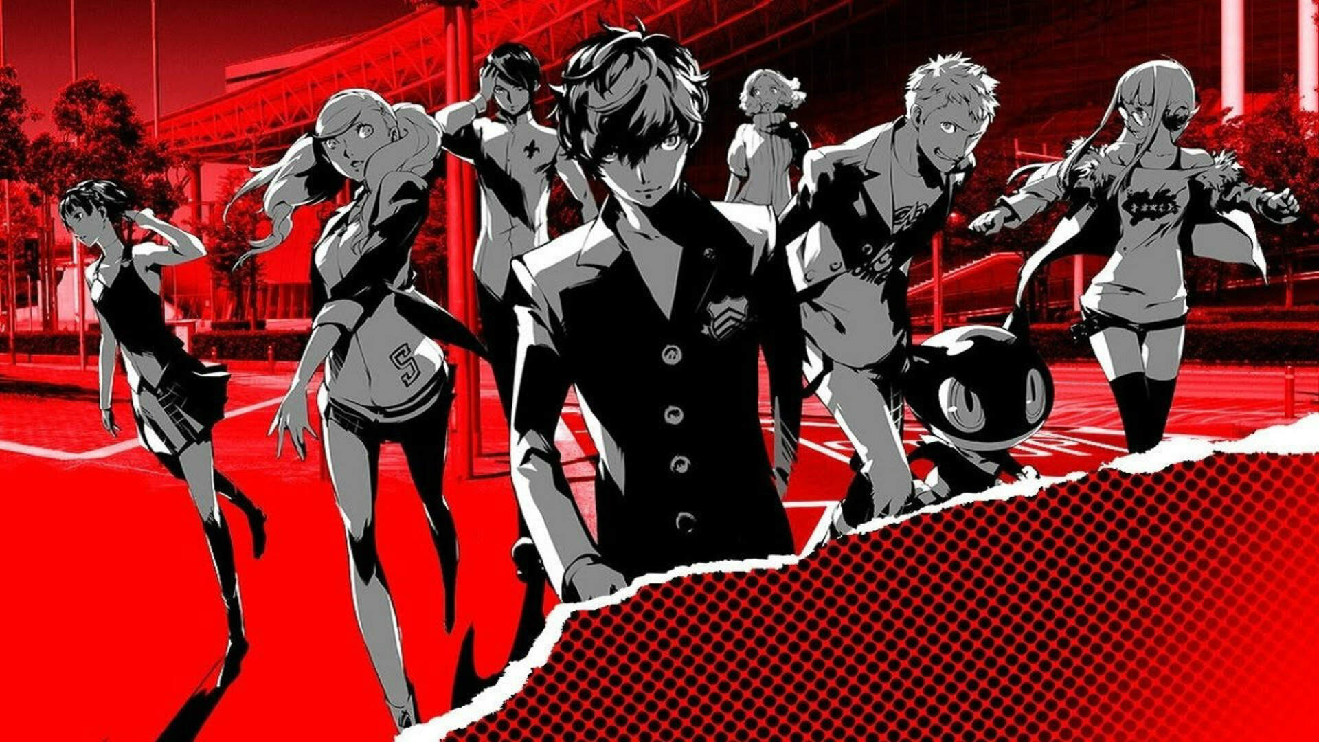 Axe of the Blood God Returns to Persona 5 and Celebrates Knights of the Old Republic