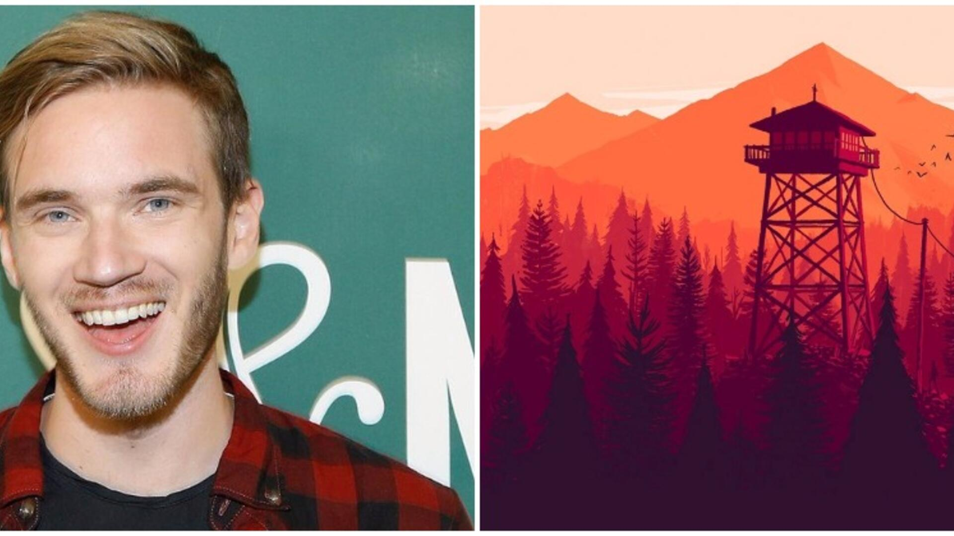 Firewatch Dev Issues DMCA Takedown Against PewDiePie After He Streamed a Racial Slur [Updated]