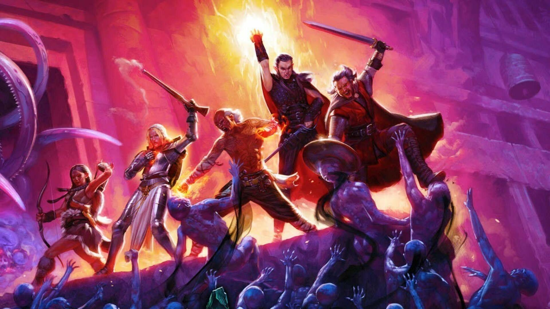 Obsidian's Pillars of Eternity is Coming to Nintendo Switch Very Soon