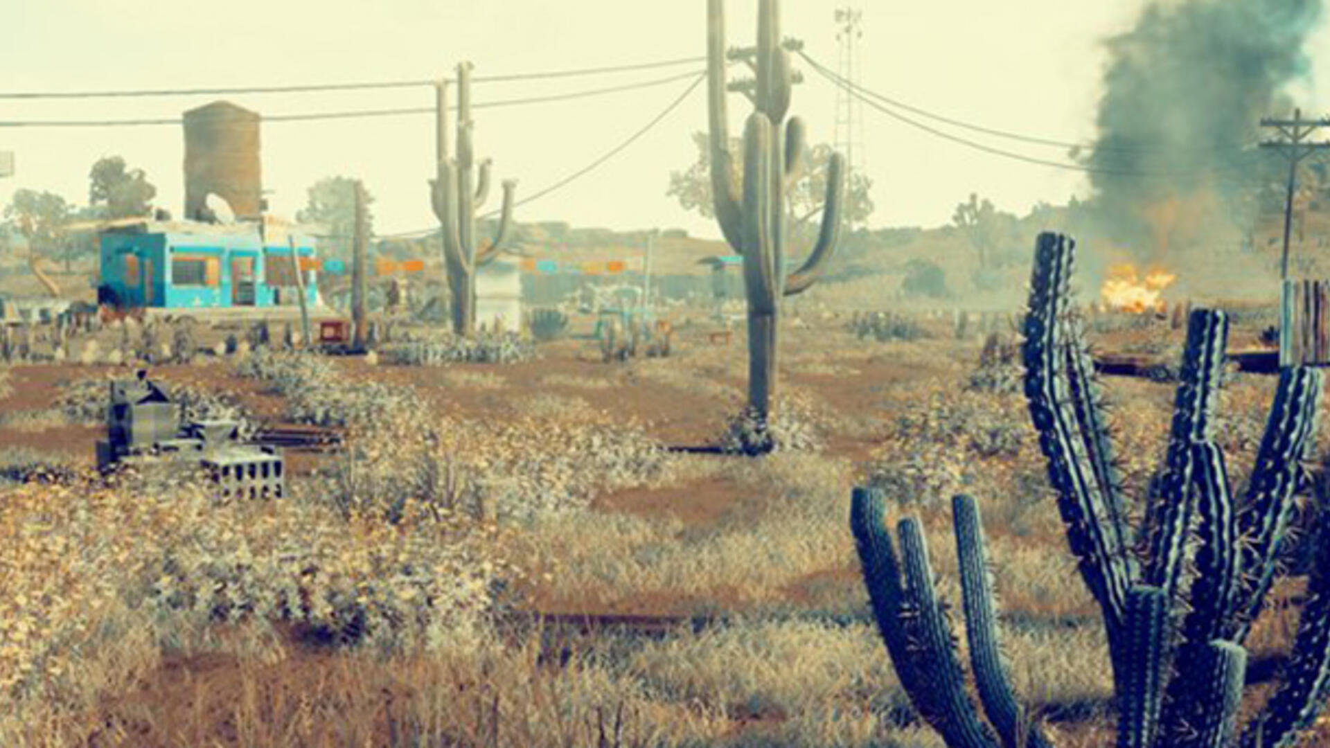 PlayerUnknown's Battlegrounds Teases New Desert Map