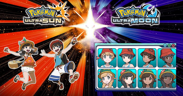 Boy Hairstyles Ultra Moon: Pokemon Ultra Sun And Ultra Moon Guide