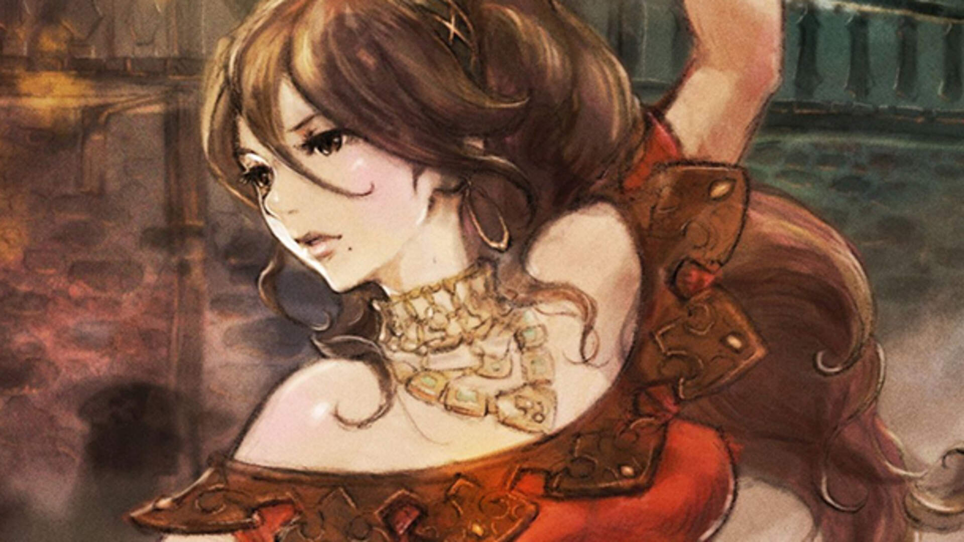 Axe of the Blood God: We Love Project Octopath Traveler