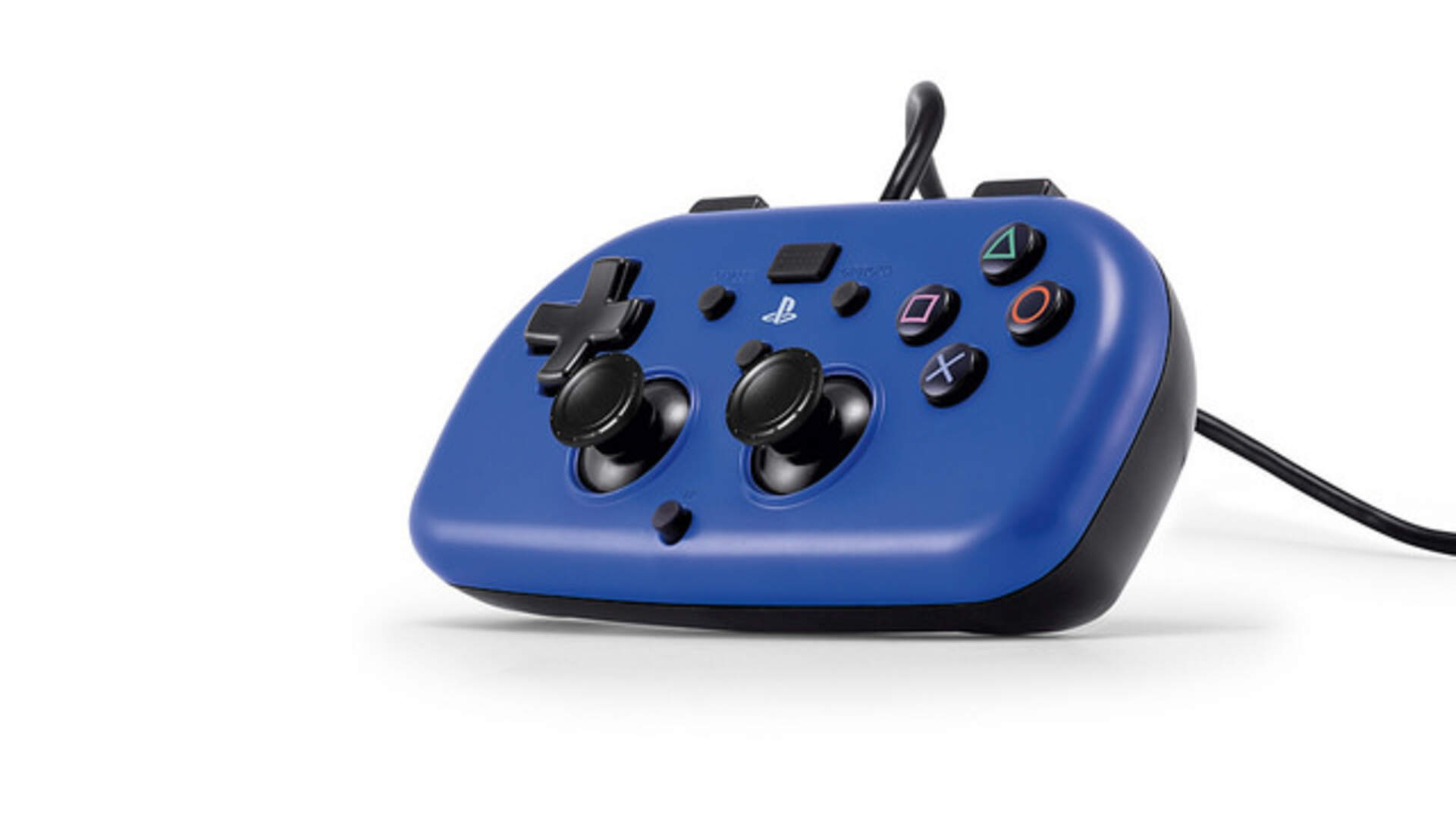 """This Official Hori PlayStation 4 Controller Looks Like a Joy-Con, is a Perfect Companion for """"Knack 2"""""""