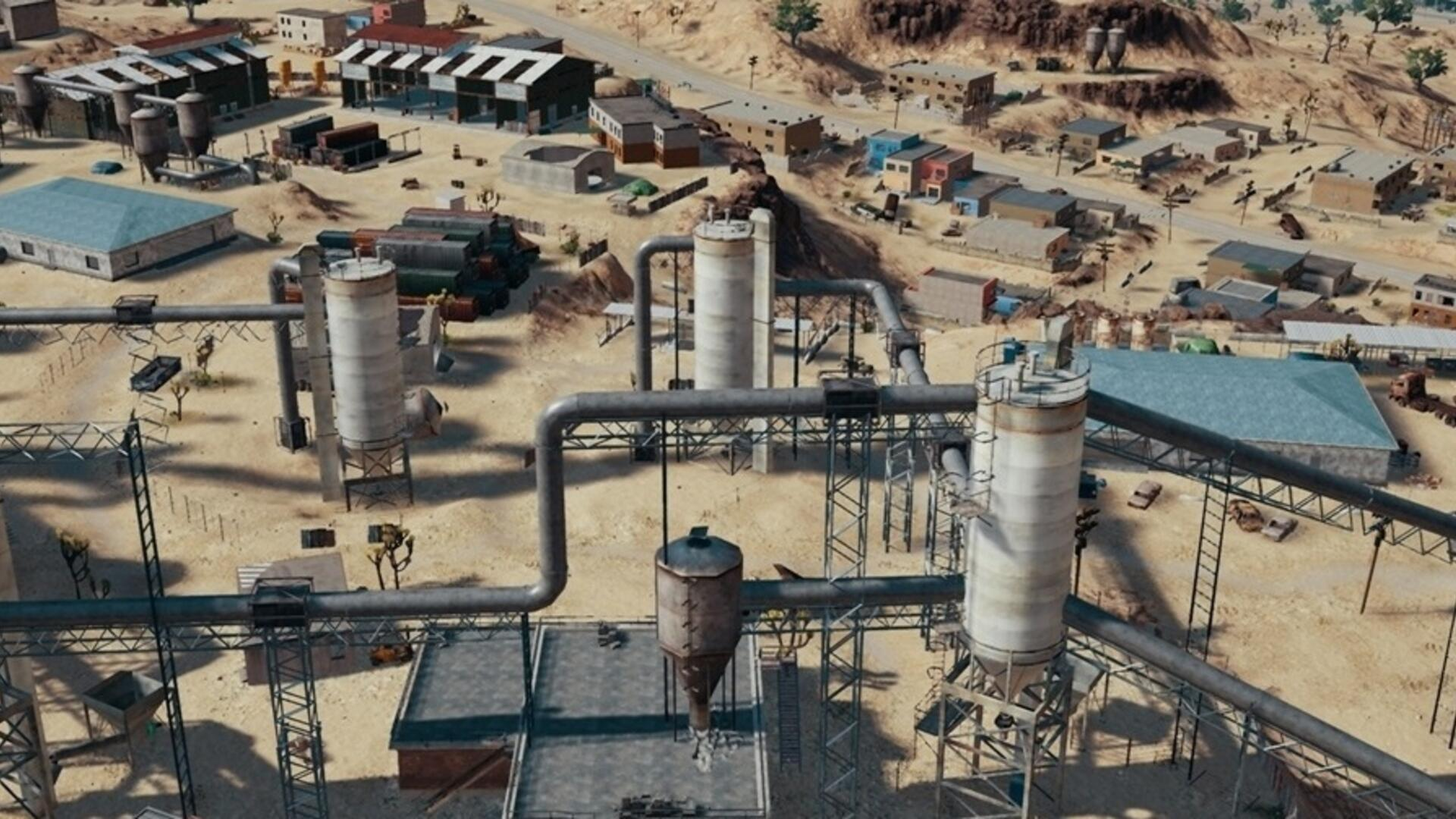 PUBG Miramar Map Guide Xbox One PC - How to Win on the