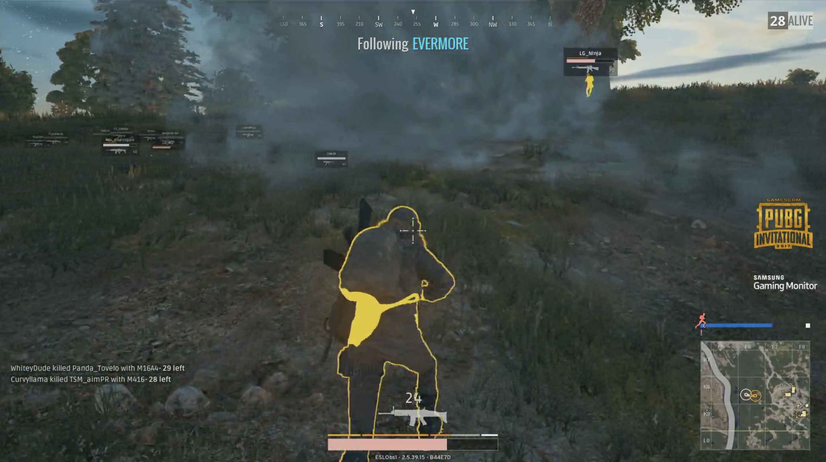 PUBG Community Divides Over Stream Sniping and Tournament Strategies