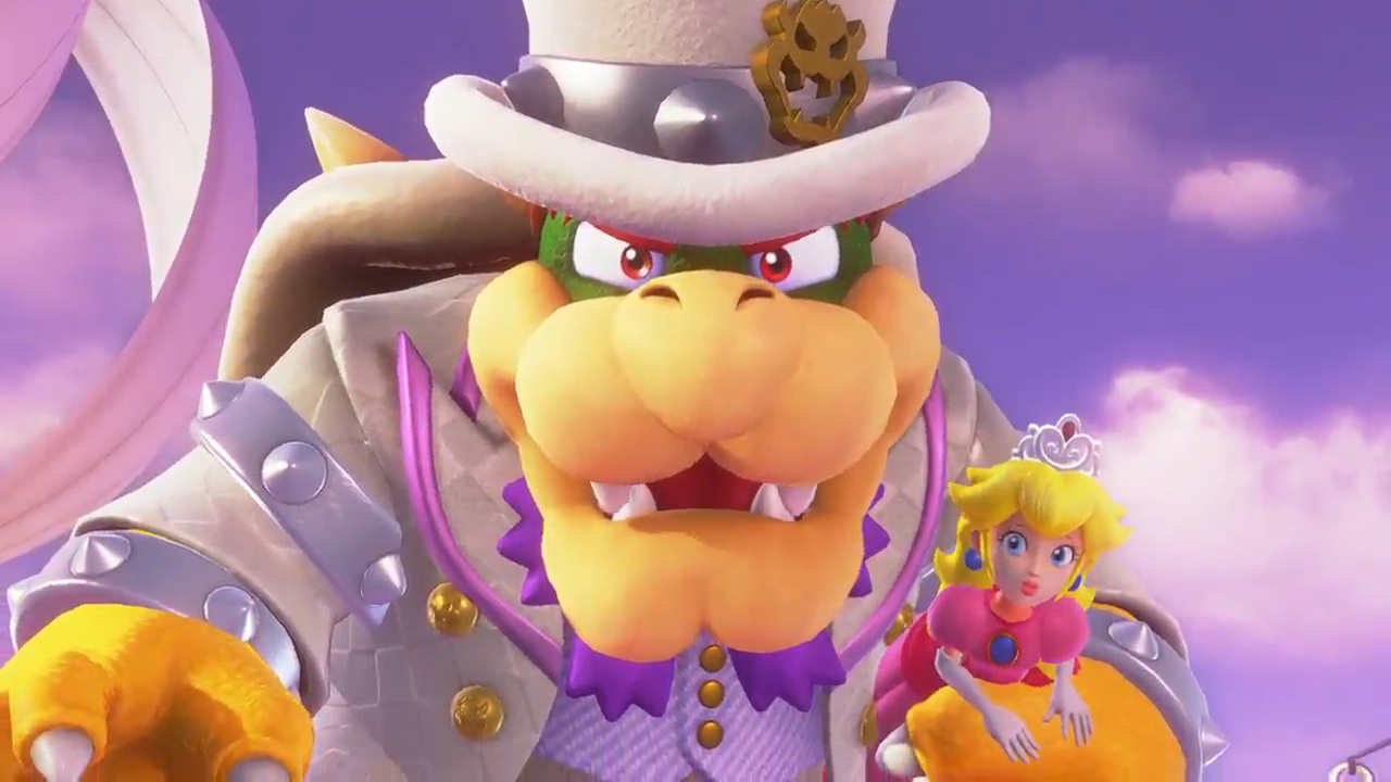 Ten Burning Questions I Have About Super Mario Odyssey Usgamer