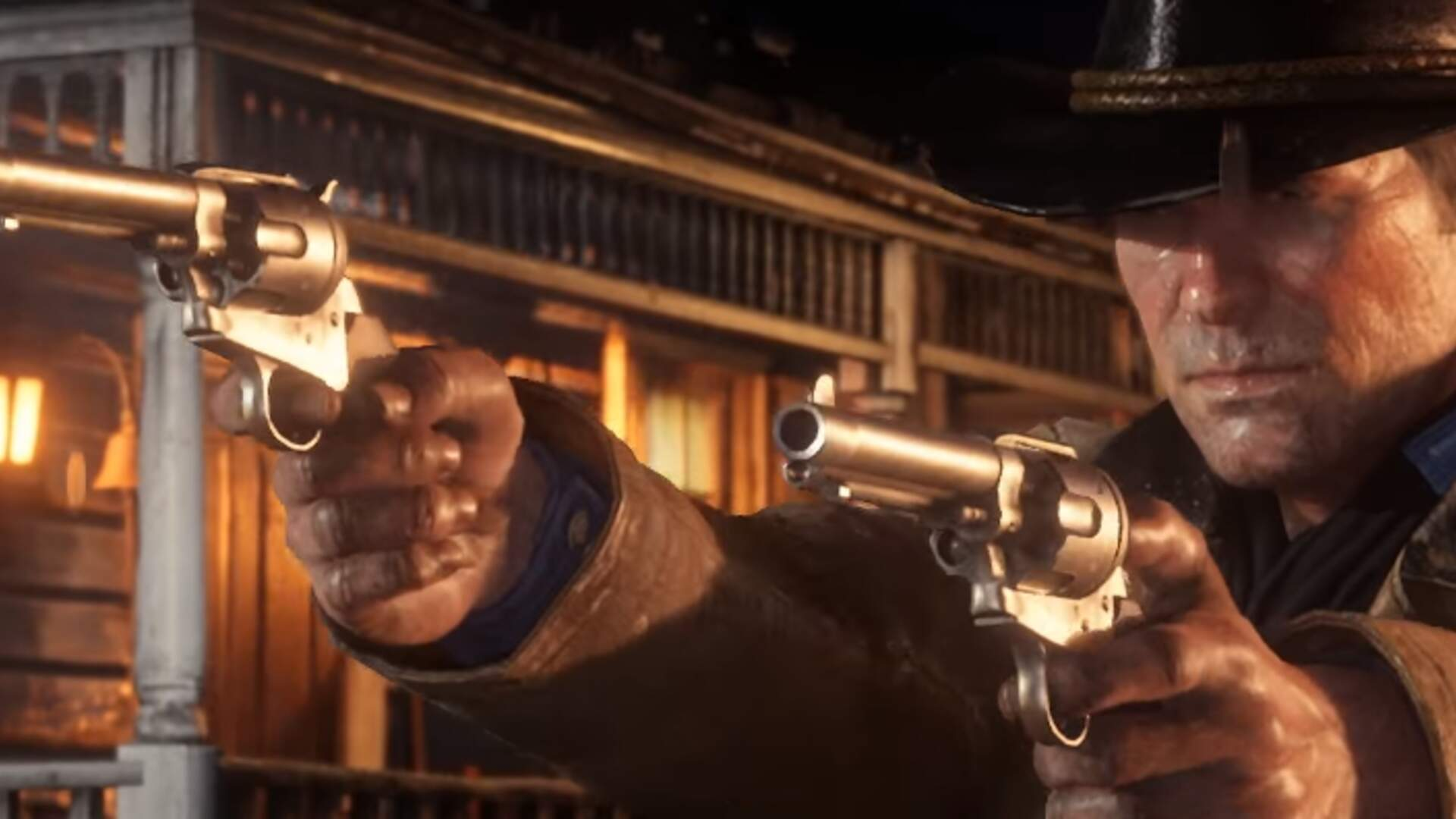 Red Dead Redemption 2 Has What Might be Sneaky Reference to Crunch Hidden in In-Game Advertisement