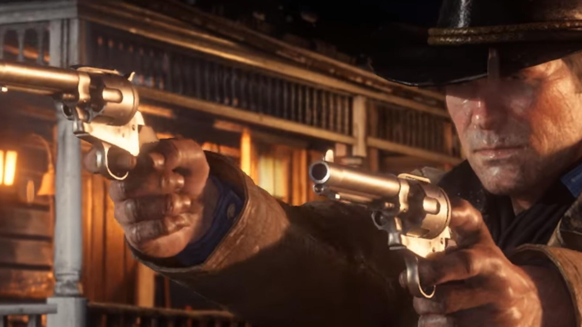Red Dead Redemption 2 is Going to Take Up So Much Space on