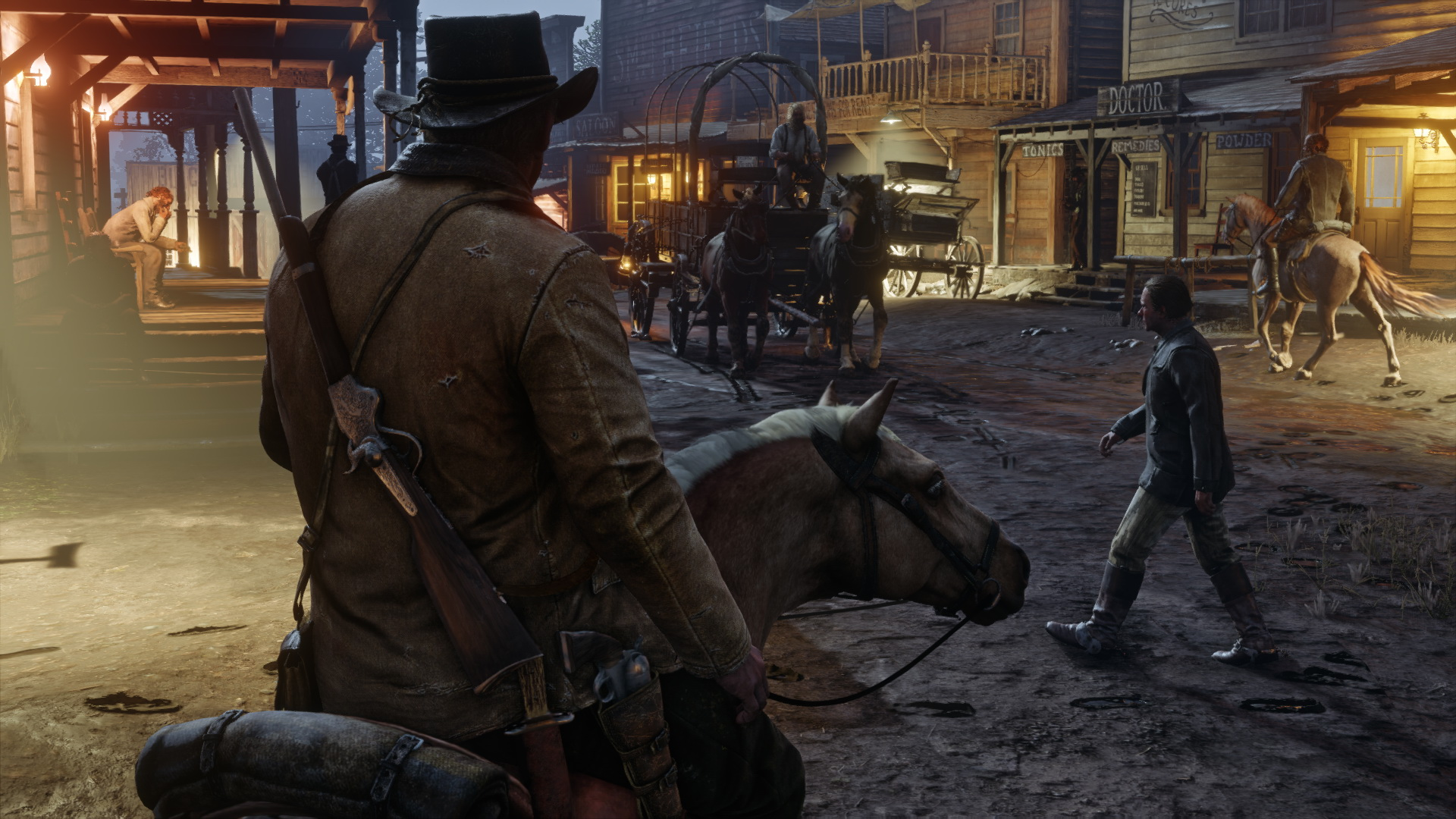 Red Dead Redemption 2 Review Roundup Release Date Gameplay