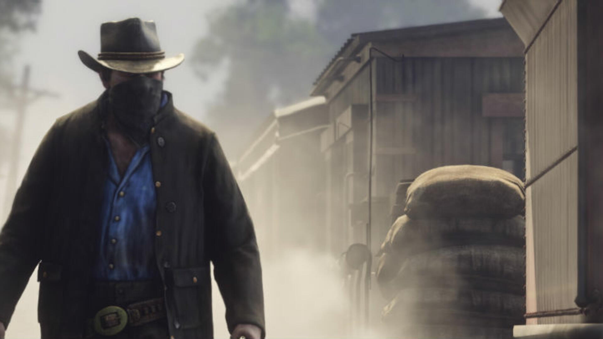 Red Dead Redemption 2 Is One of the Best-Selling Games of the Year in Just Nine Days