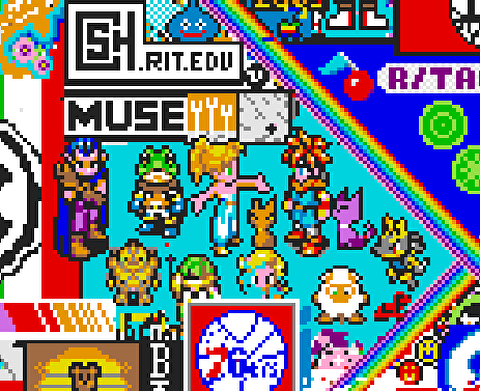Here's the Best Game Fan Art from Reddit's r/place Canvas