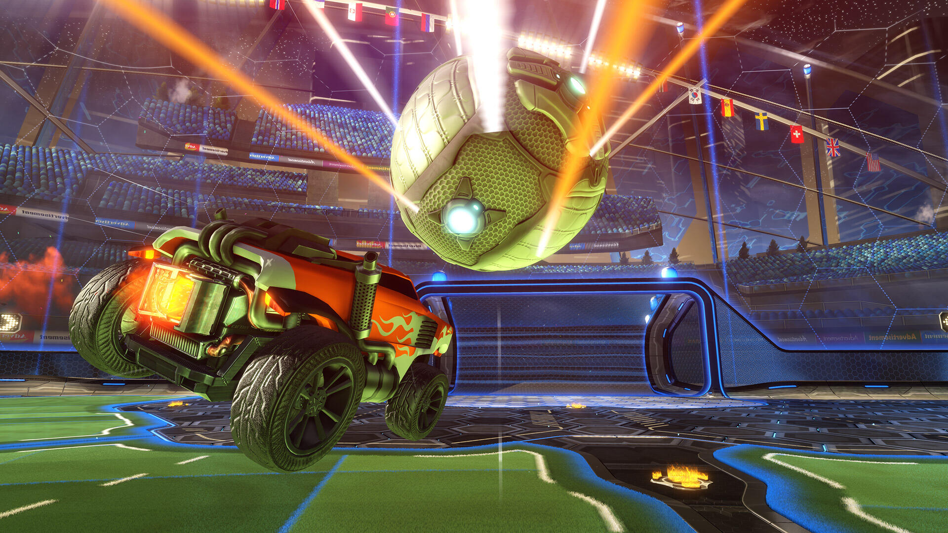 Rocket League is Ditching Loot Crates