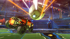Rocket League Cross-Platform Party System Delayed to 2019