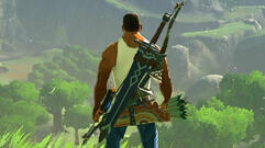Mod Puts CJ from Grand Theft Auto: San Andreas into Zelda: Breath of the Wild