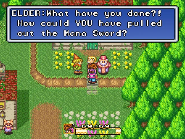 Super NES Retro Review: Secret of Mana | USgamer