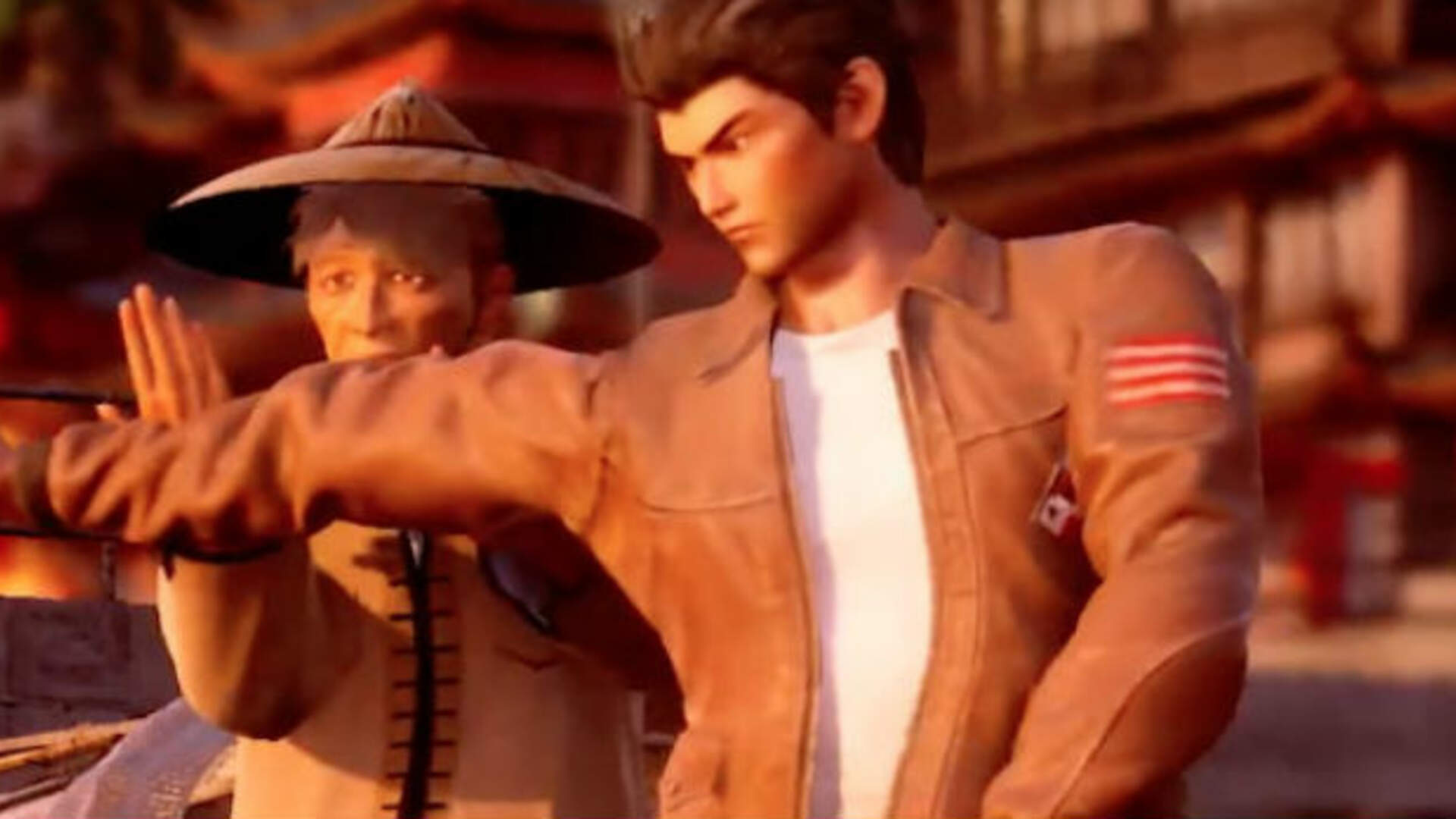Shenmue 3 Team Shows Off Characters' Facial Expressions